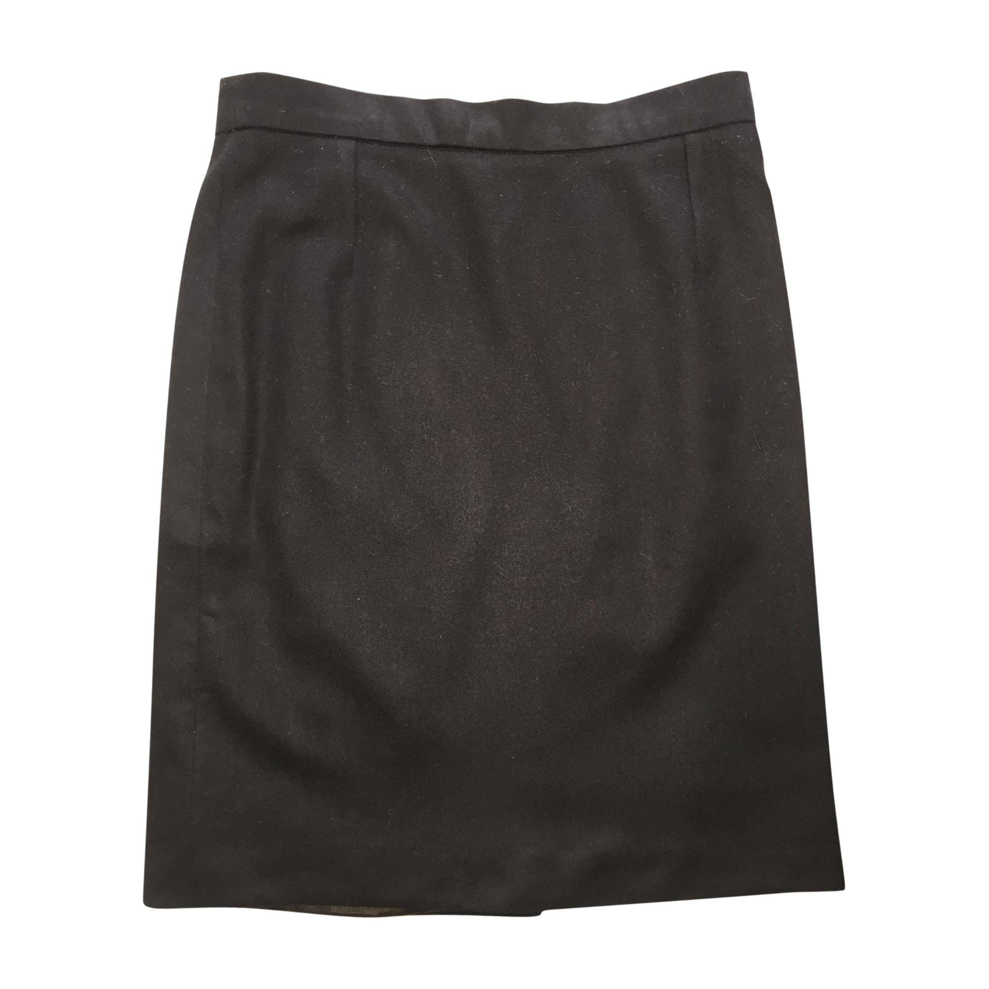 Jupe courte CÉLINE Noir