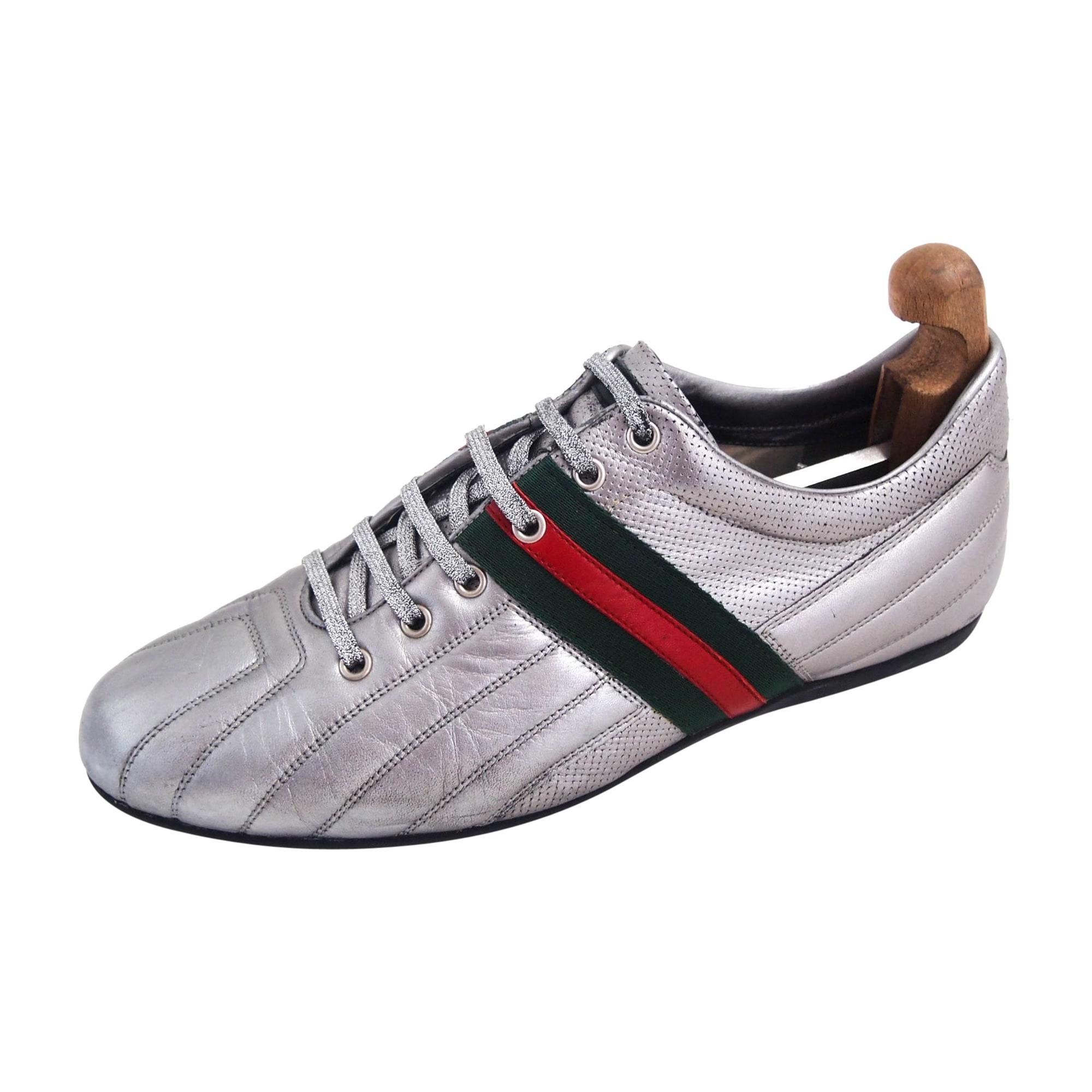 Sneakers GUCCI Silver