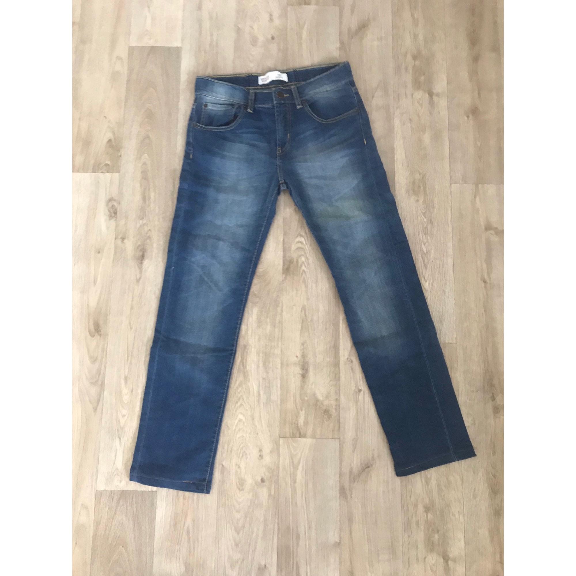 Pants LEVI'S Blue, navy, turquoise