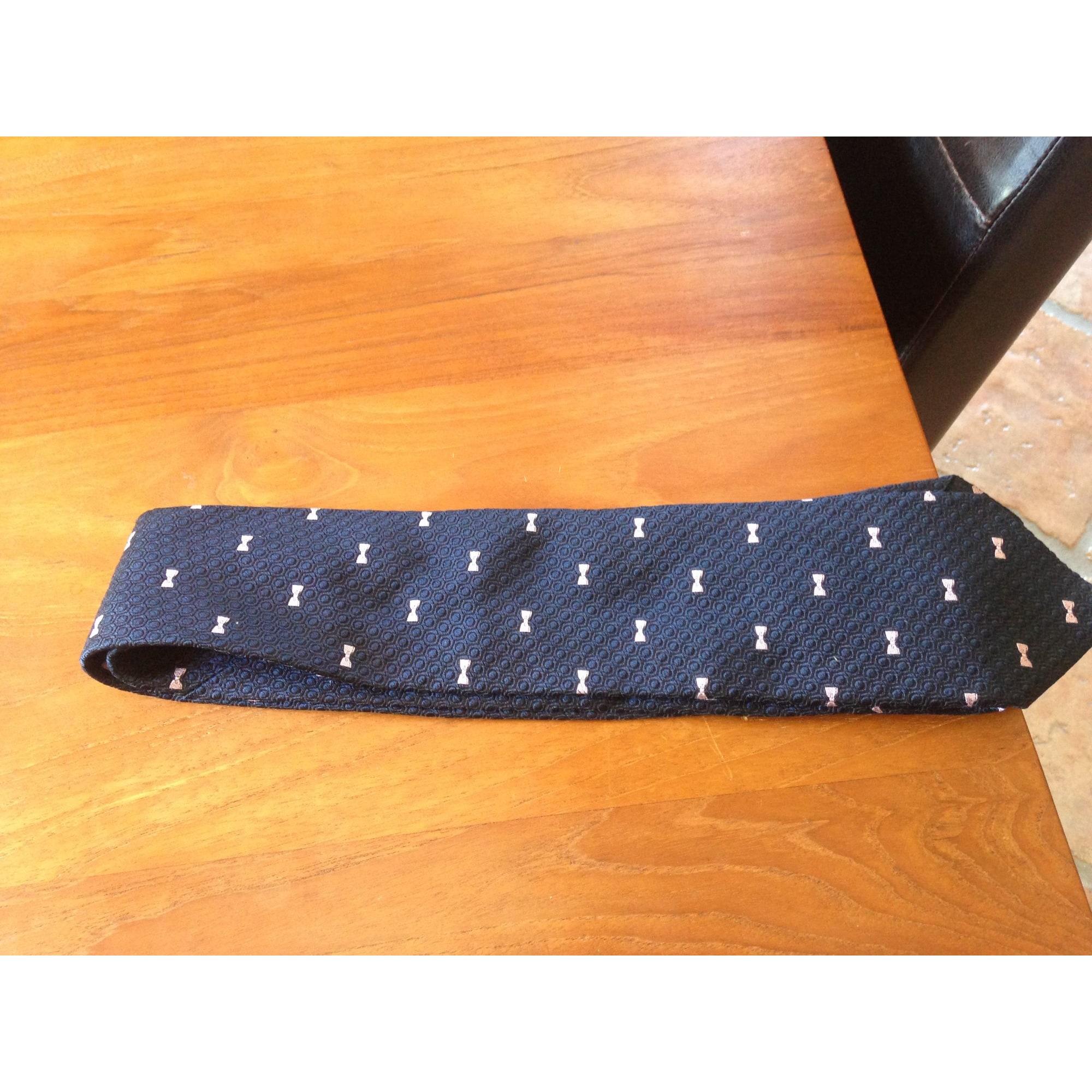 Cravate EDEN PARK Bleu, bleu marine, bleu turquoise