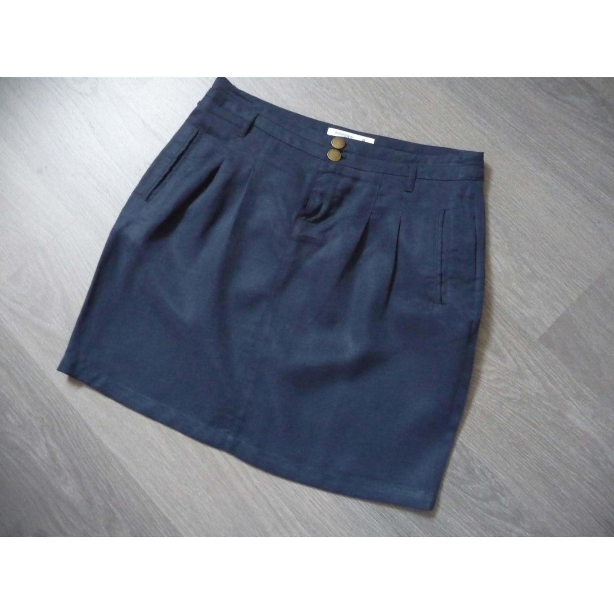 Jupe courte BONOBO Bleu, bleu marine, bleu turquoise