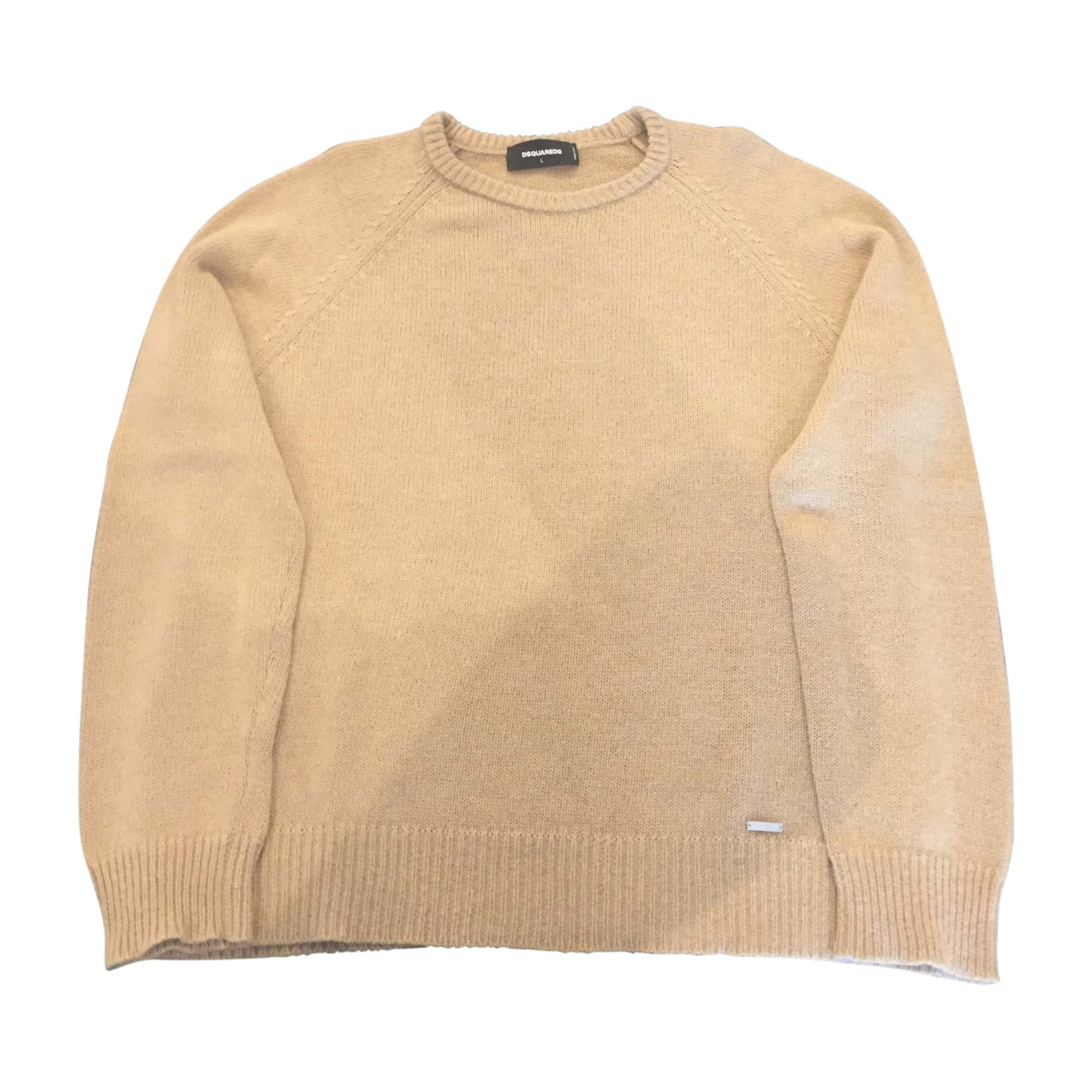 Pull DSQUARED2 Beige, camel