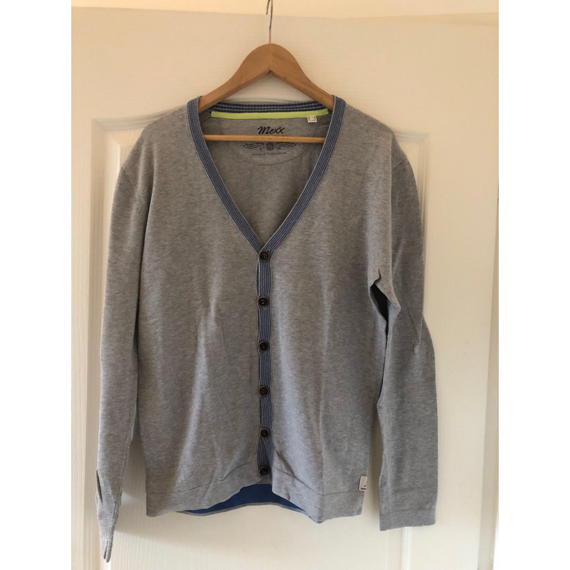 Vest, Cardigan MEXX Gray, charcoal