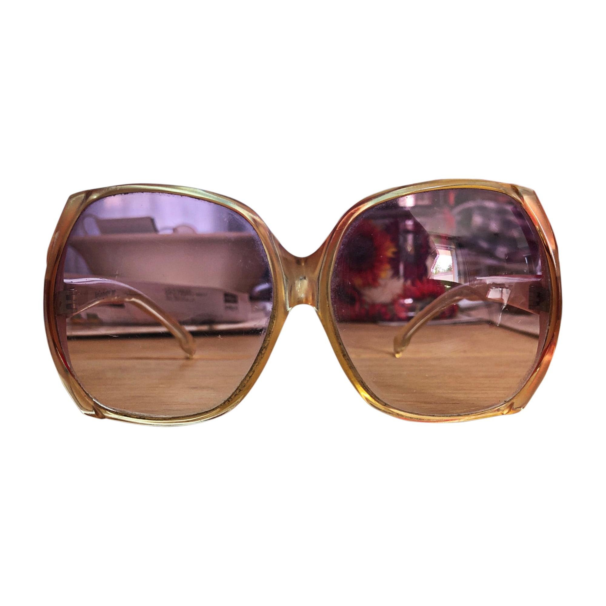 Sunglasses YVES SAINT LAURENT Pink, fuchsia, light pink