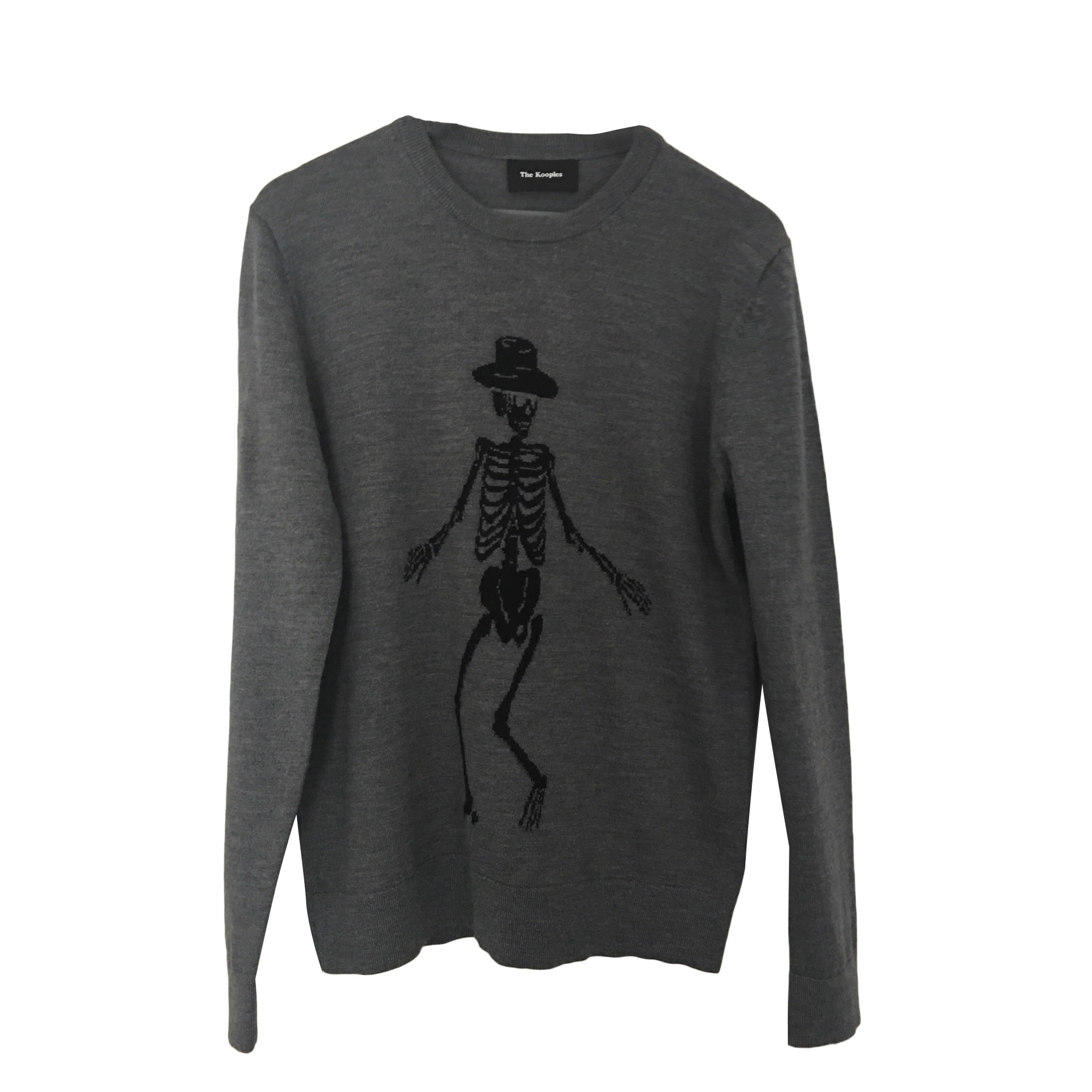 Sweat THE KOOPLES Gris, anthracite