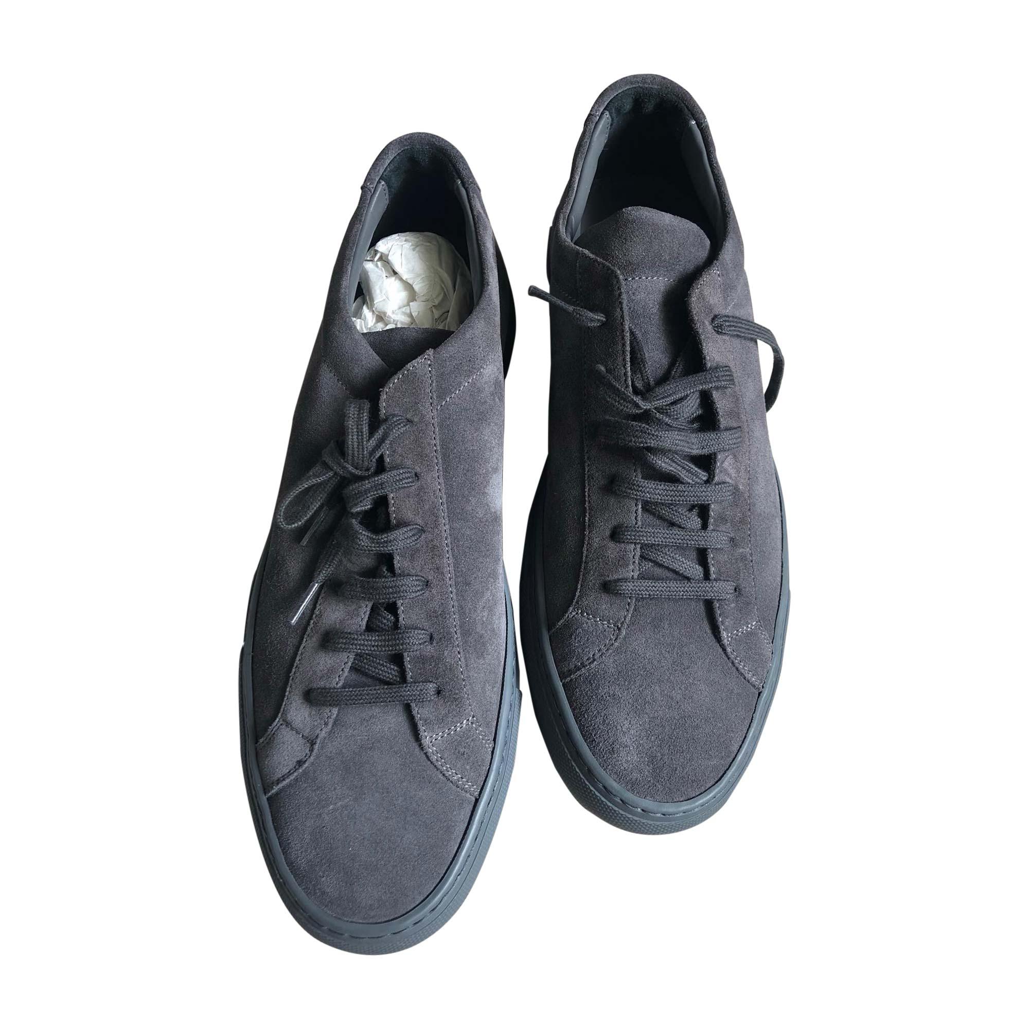 Chaussures de sport COMMON PROJECTS Gris, anthracite