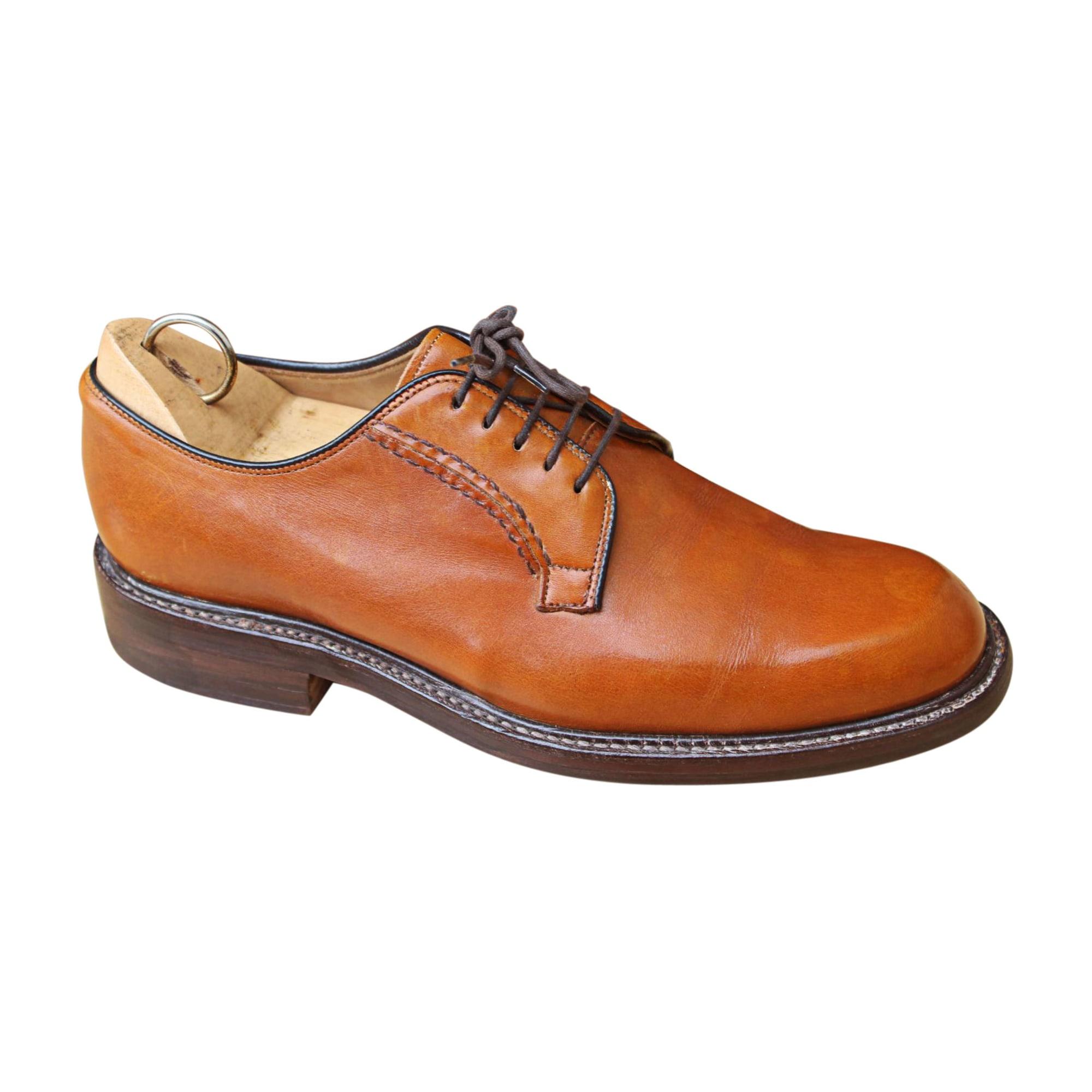 Chaussures à lacets CHURCH'S Marron