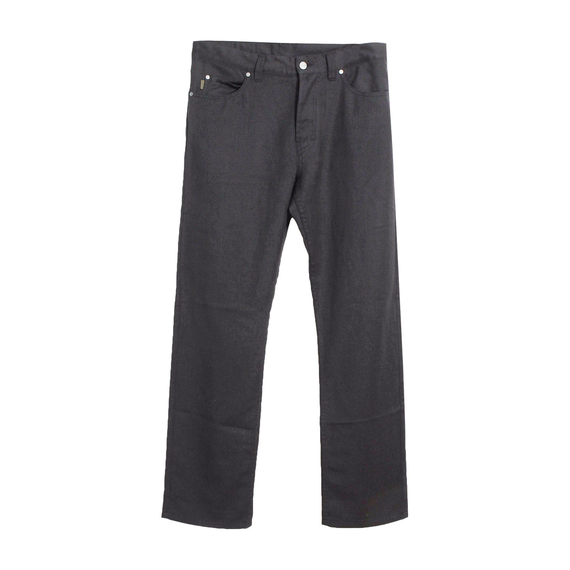 Straight Leg Pants KENZO Gray, charcoal
