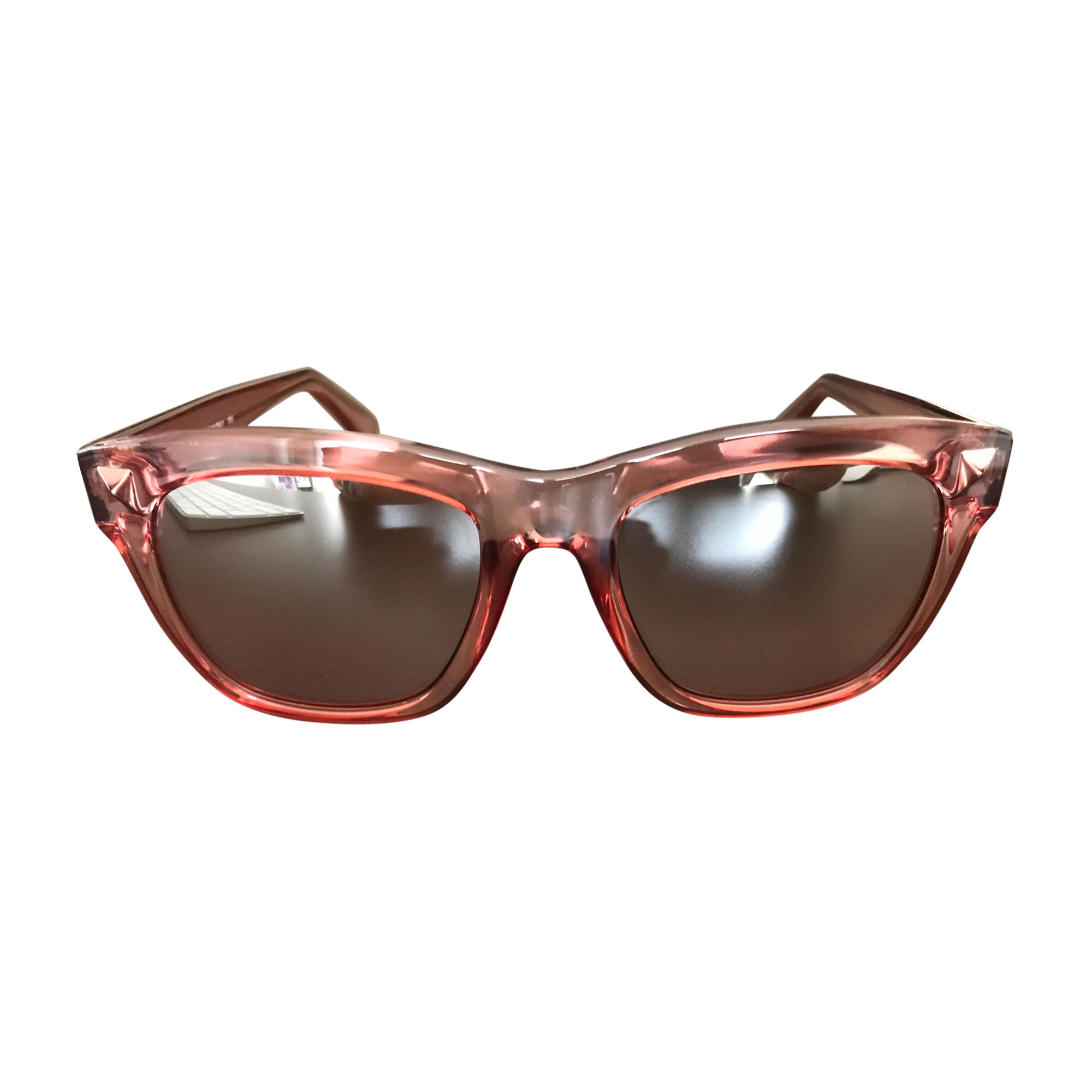 Sunglasses VALENTINO Pink, fuchsia, light pink