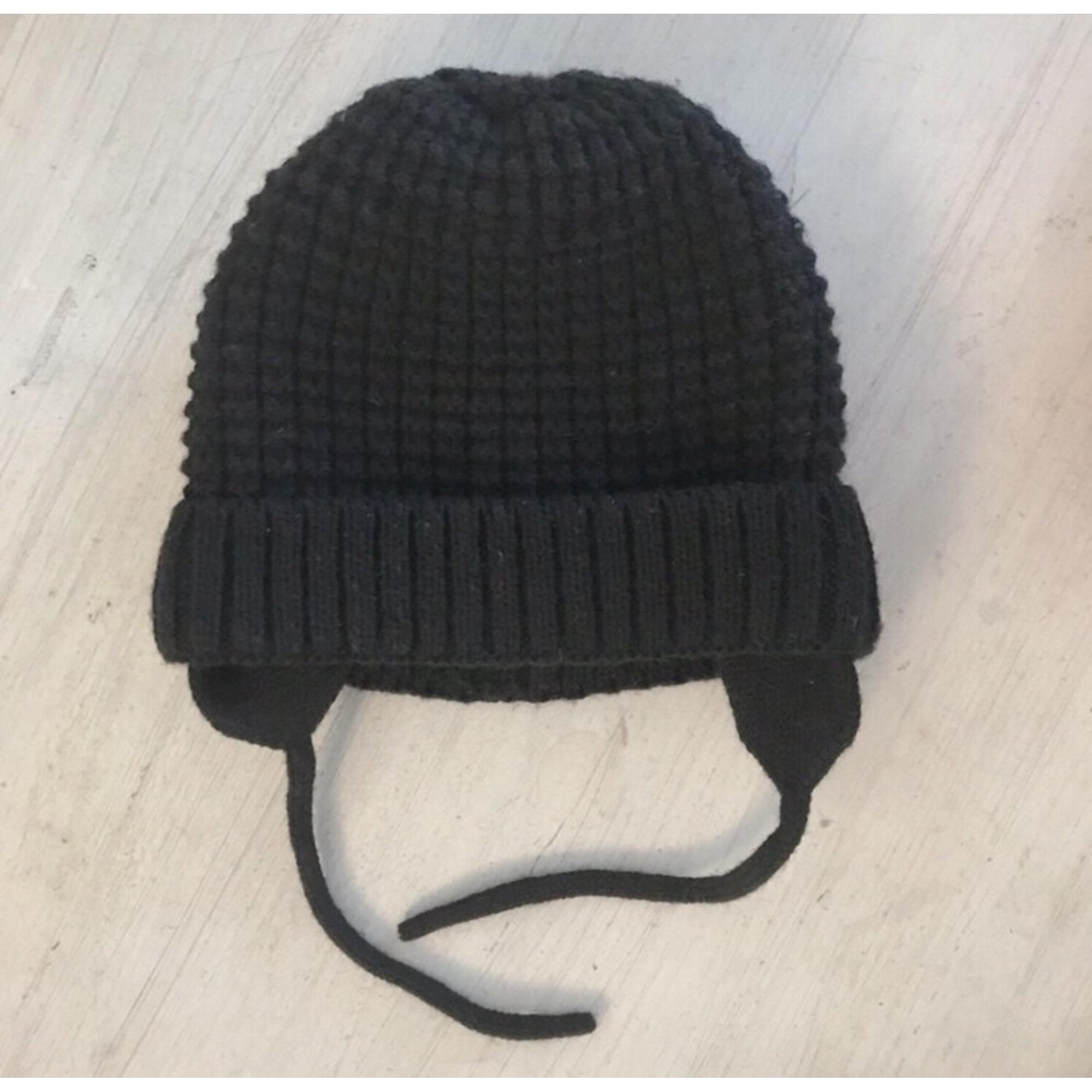 Bonnet ZARA Noir