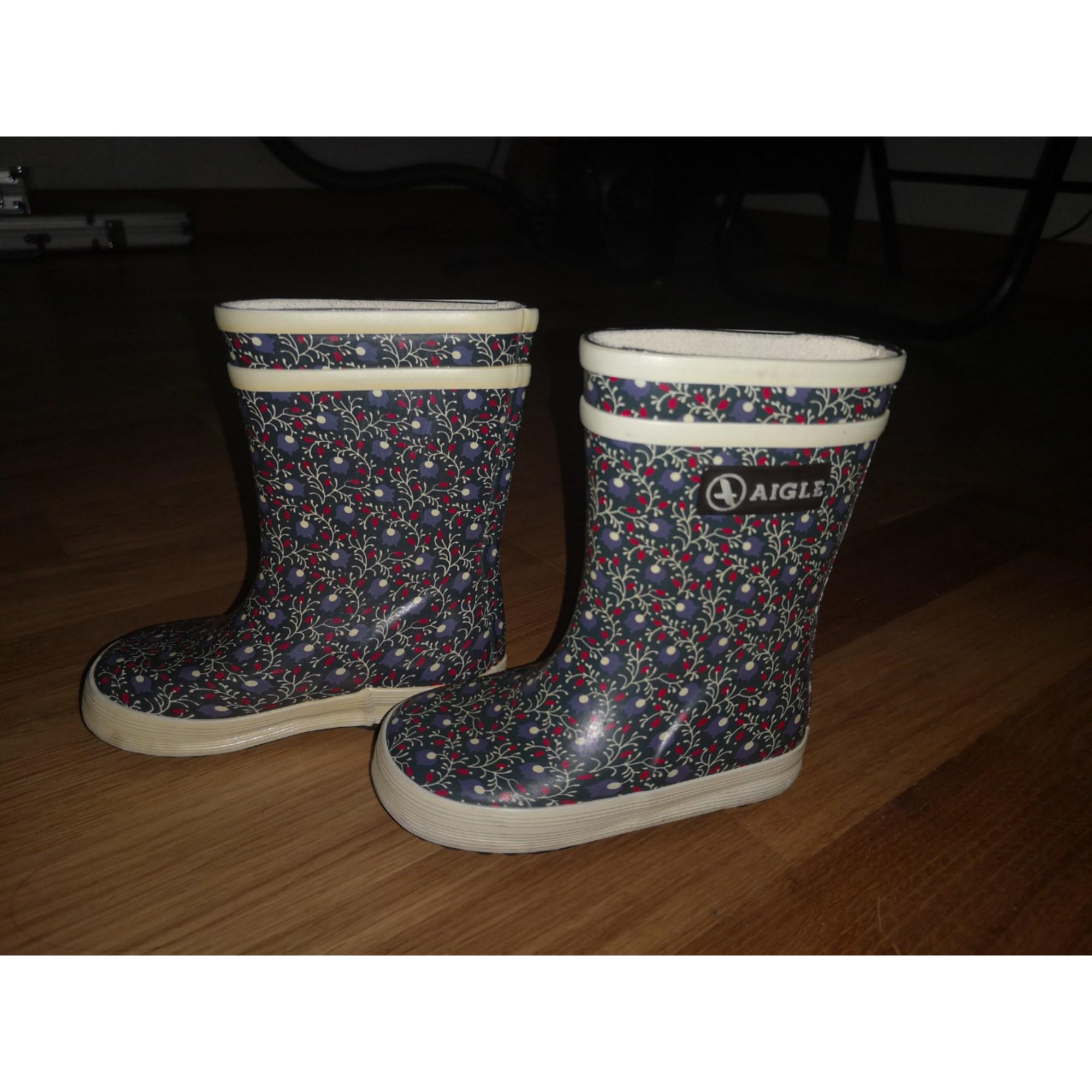 Ankle Boots AIGLE Multicolor