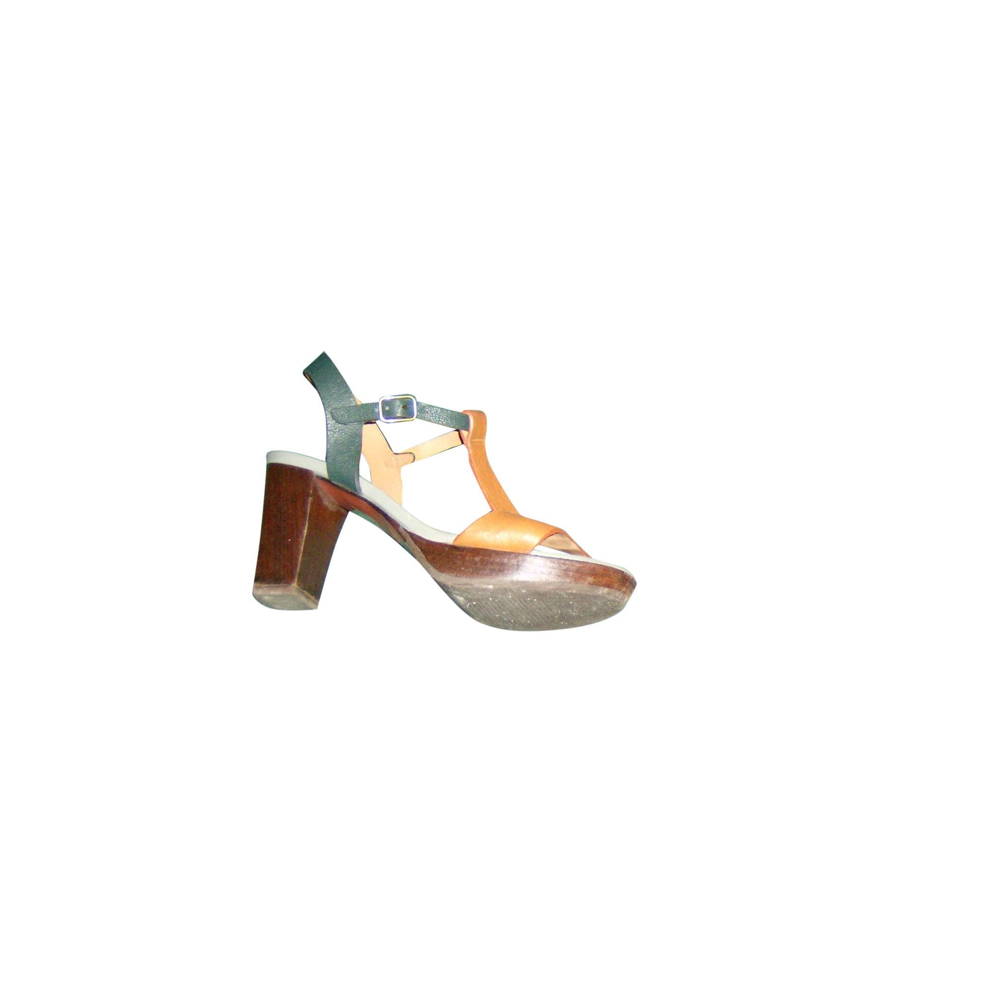 Sandales à talons CHIE MIHARA Multicouleur