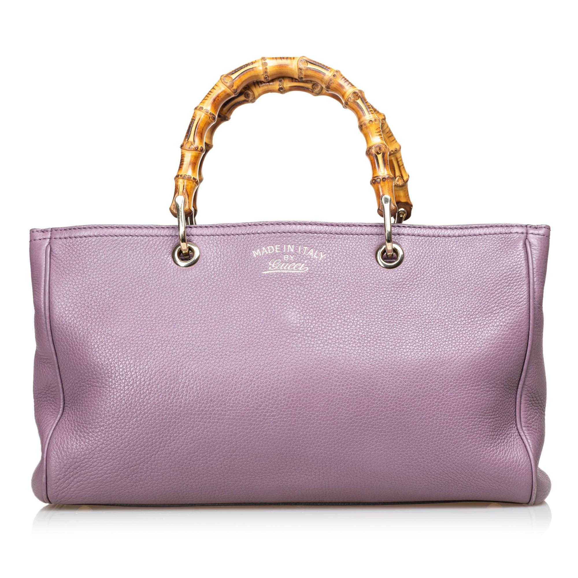 Umhängetasche GUCCI Purple