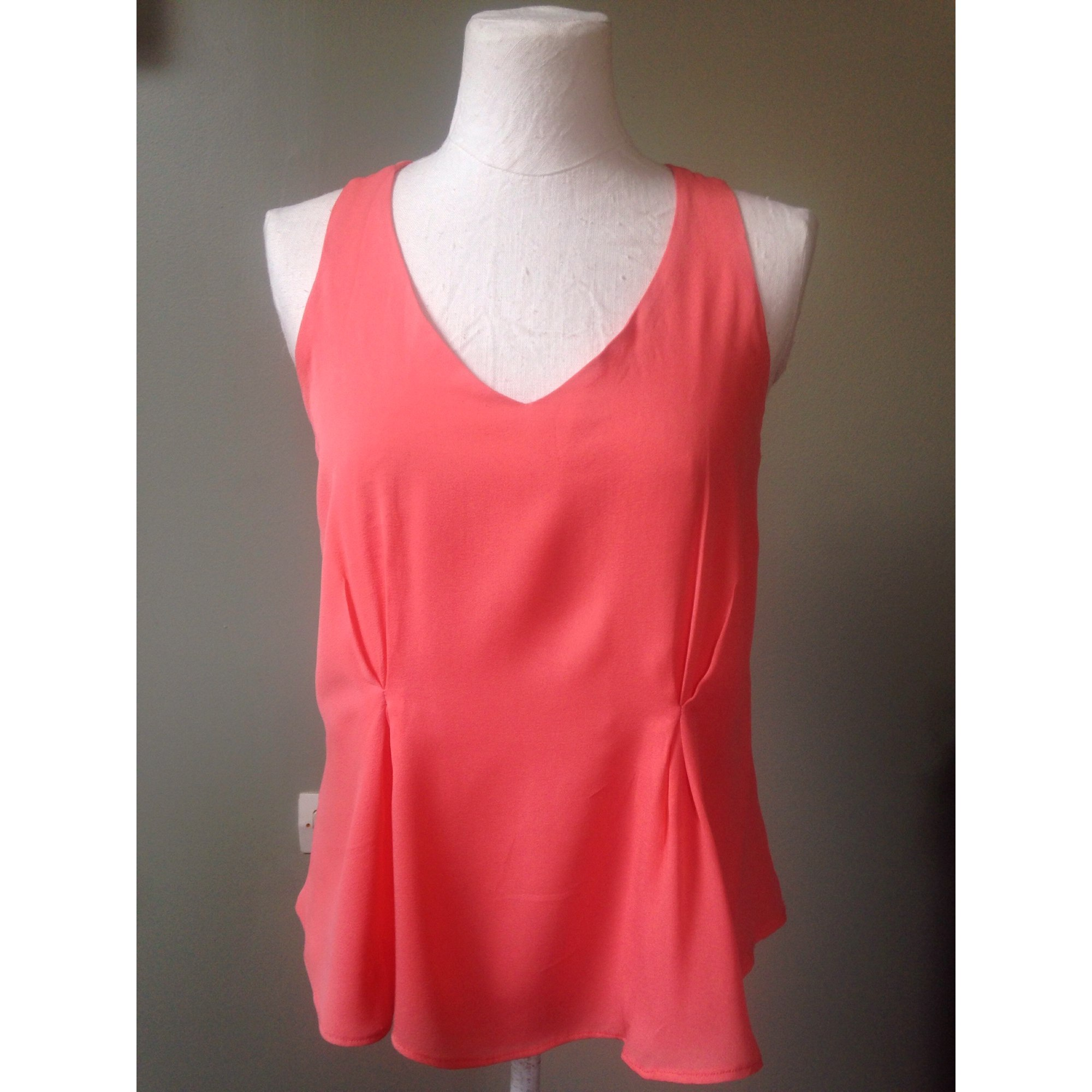 Blouse TARA JARMON Orange