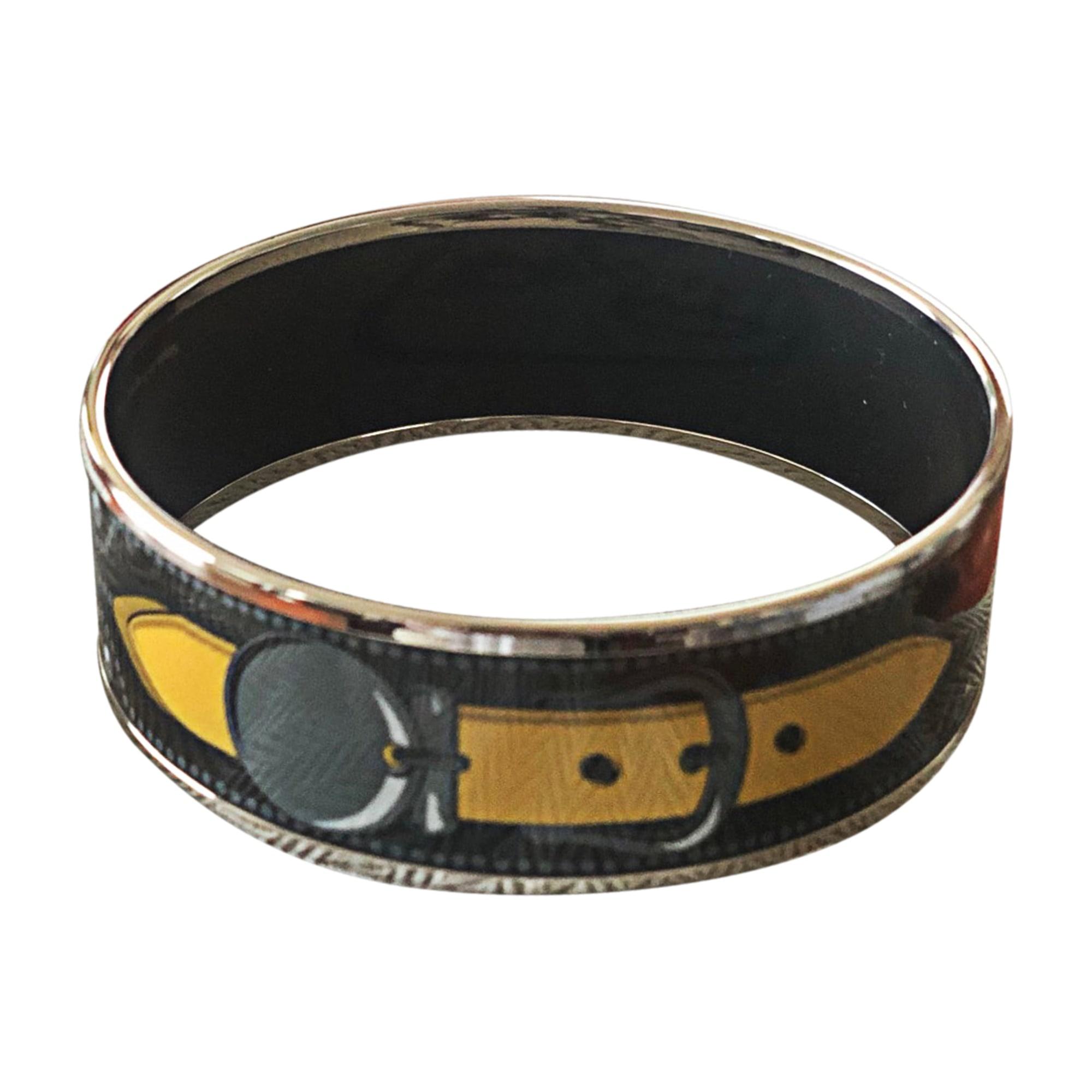 Armband HERMÈS Schwarz