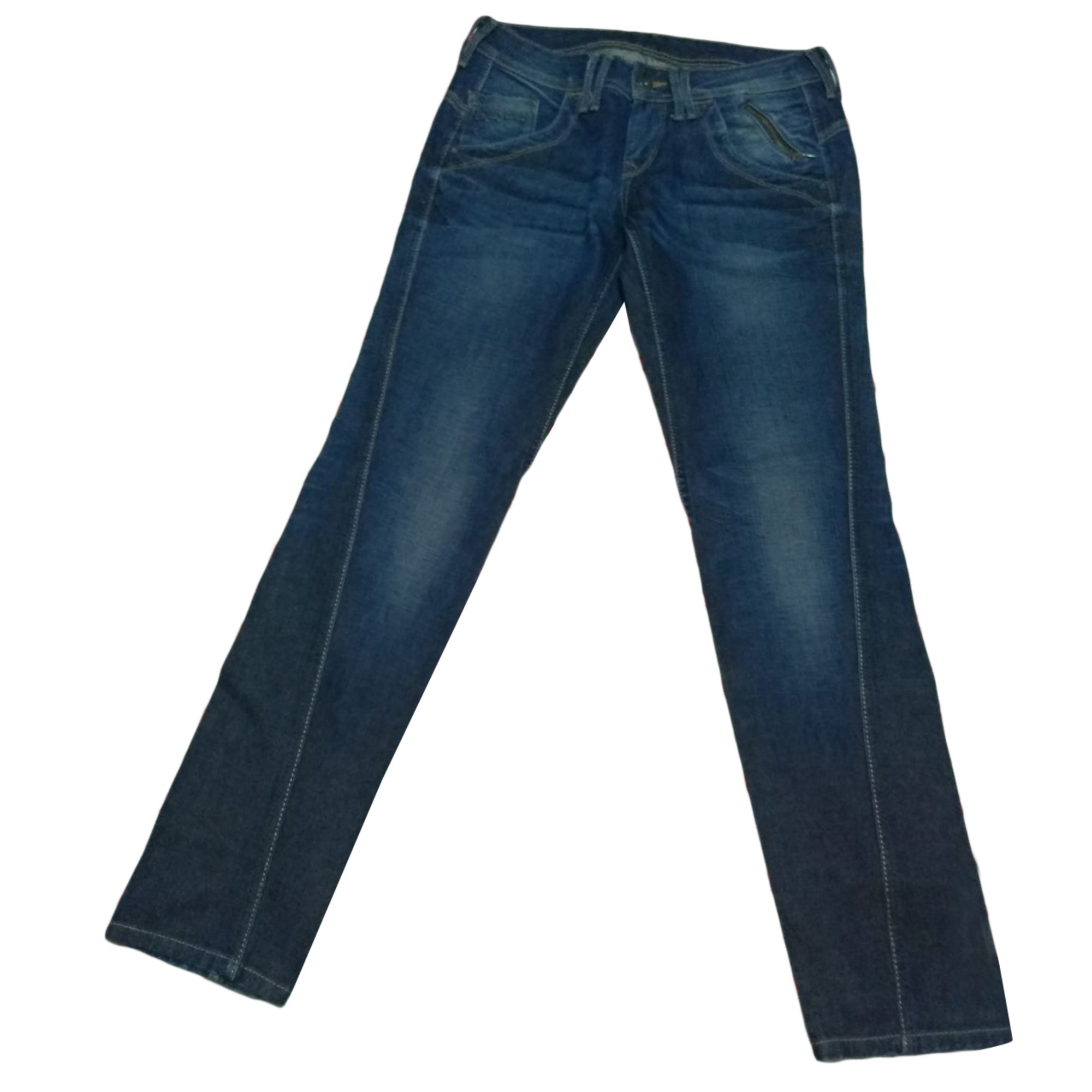 Straight Leg Jeans PEPE JEANS jeans