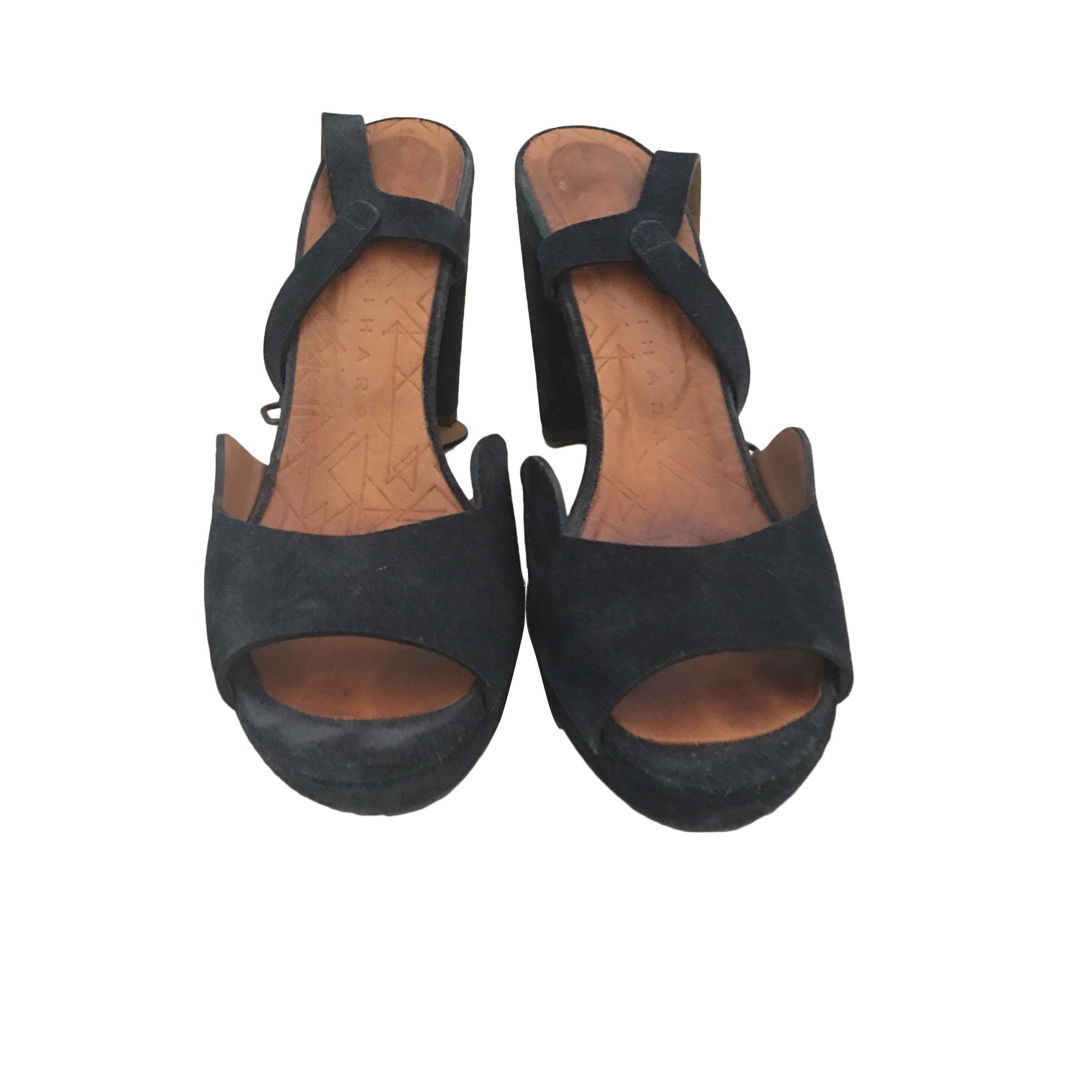 Sandales à talons CHIE MIHARA Noir