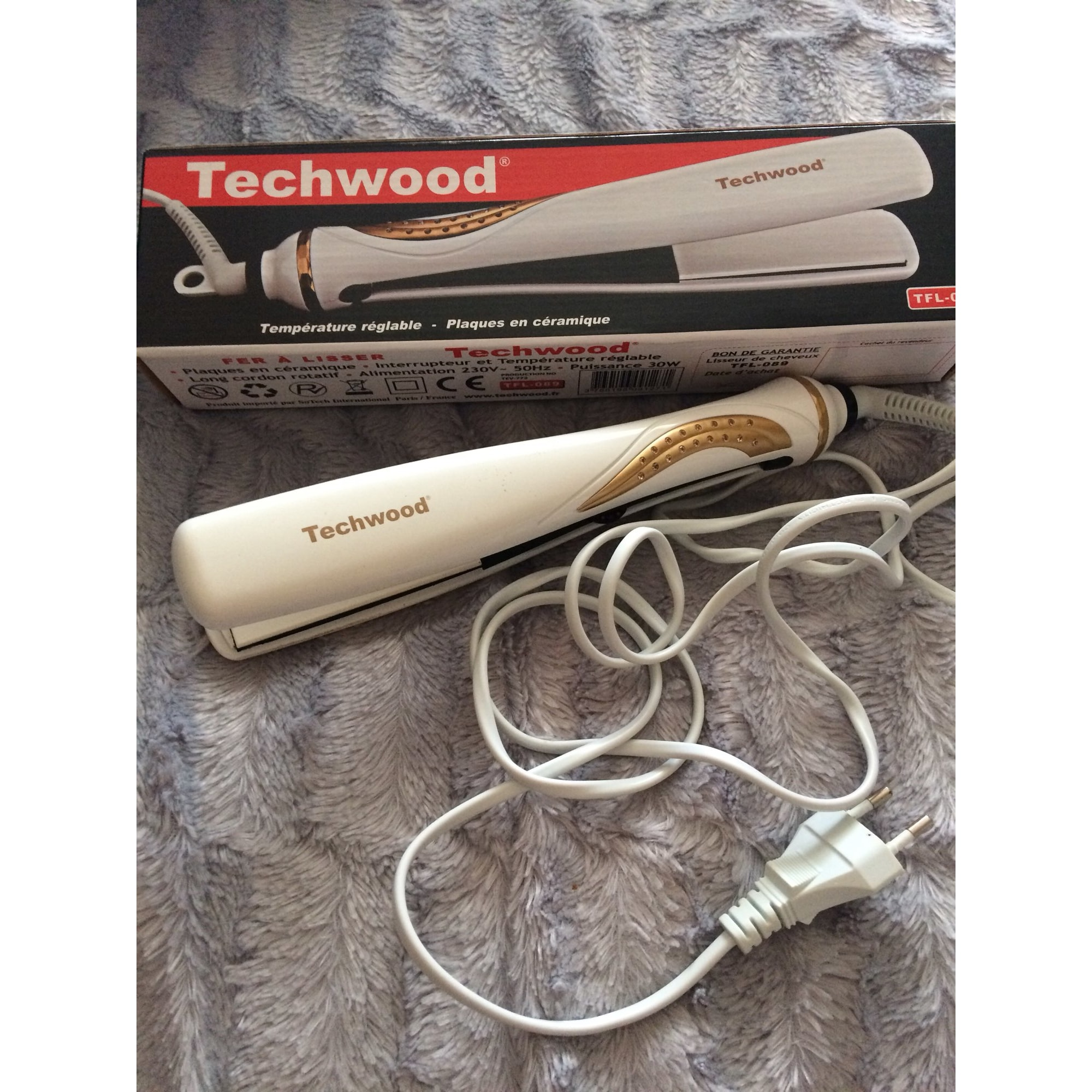 Hairspray TECHWOOD
