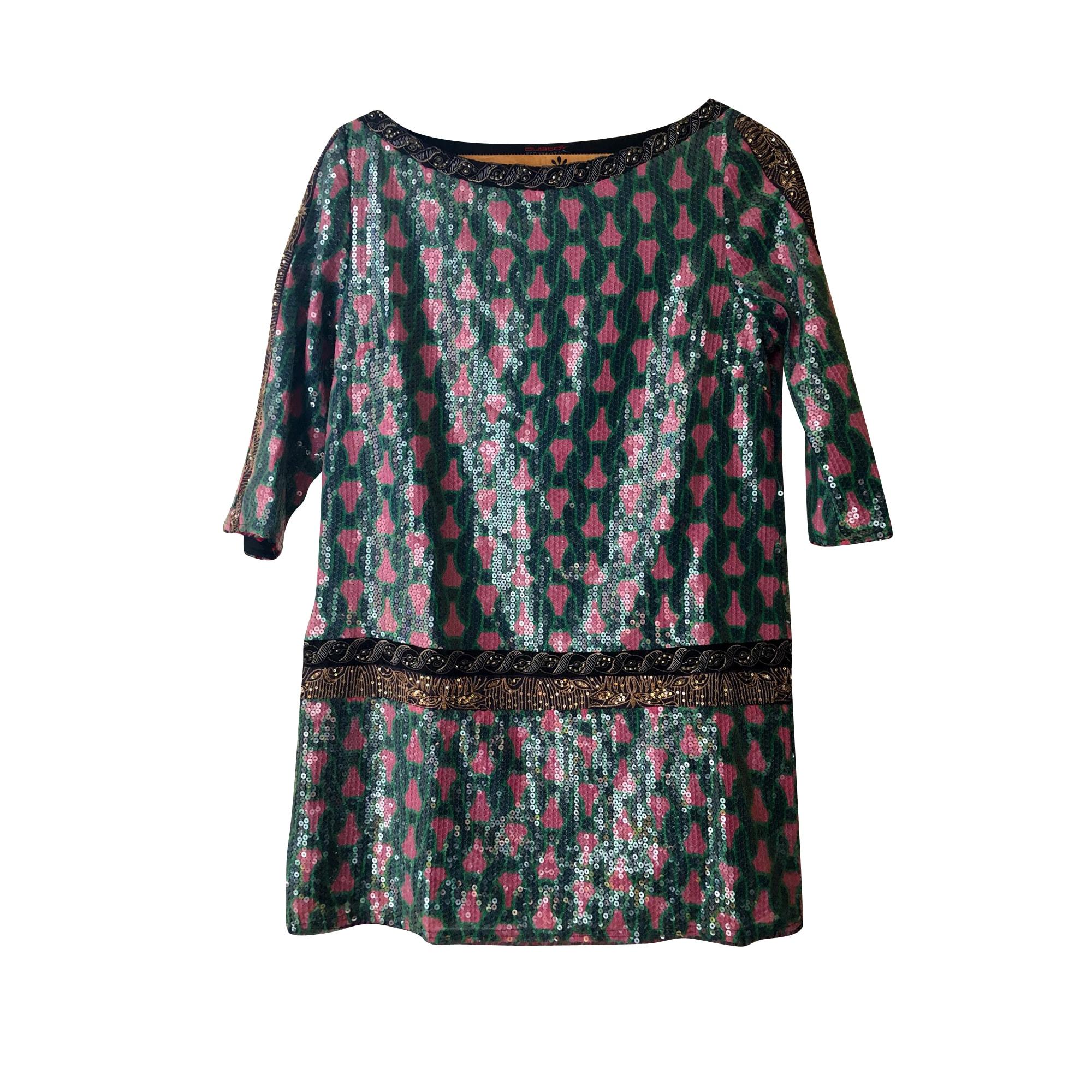 Robe courte CUSTO BARCELONA Multicouleur