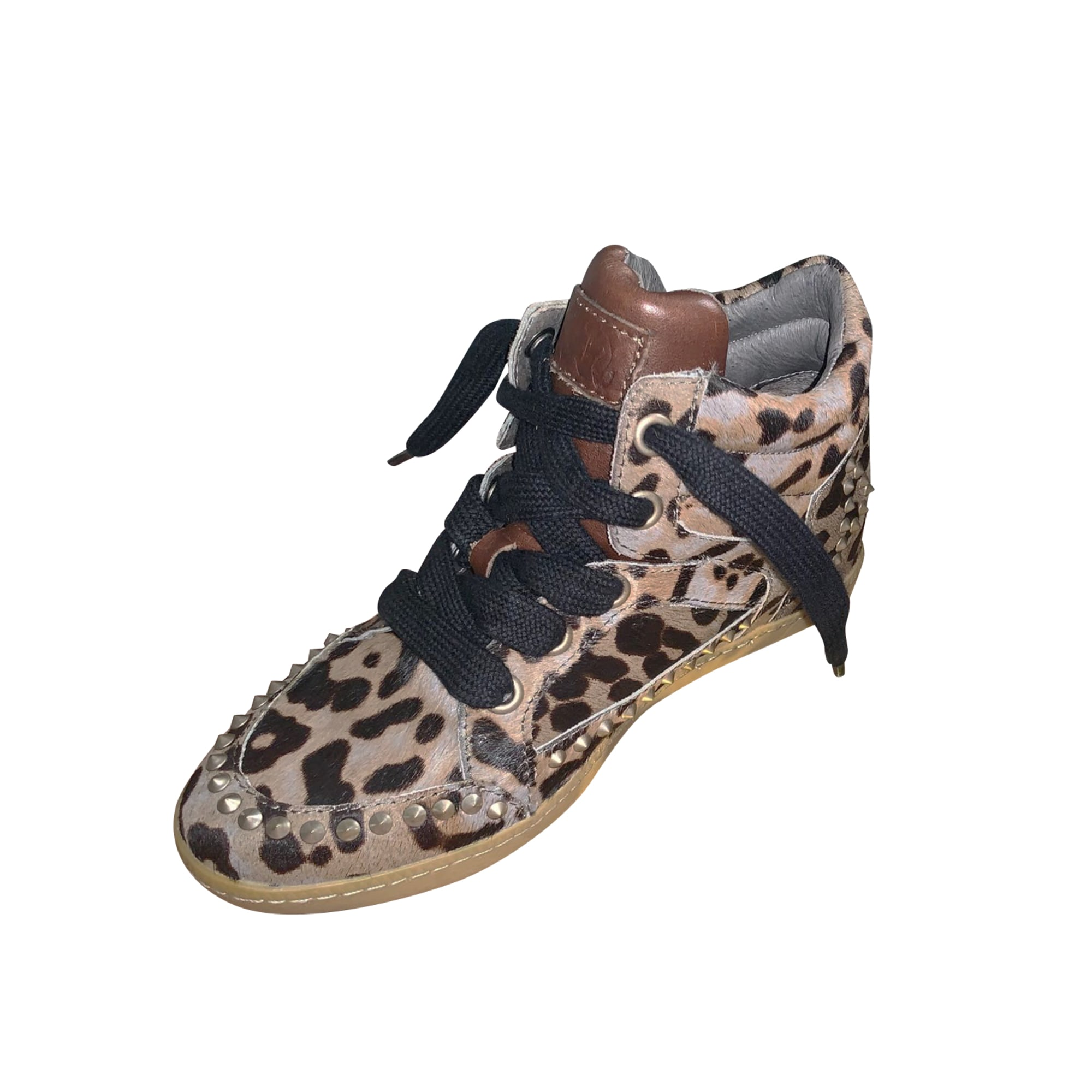 Sneakers ASH Leopard