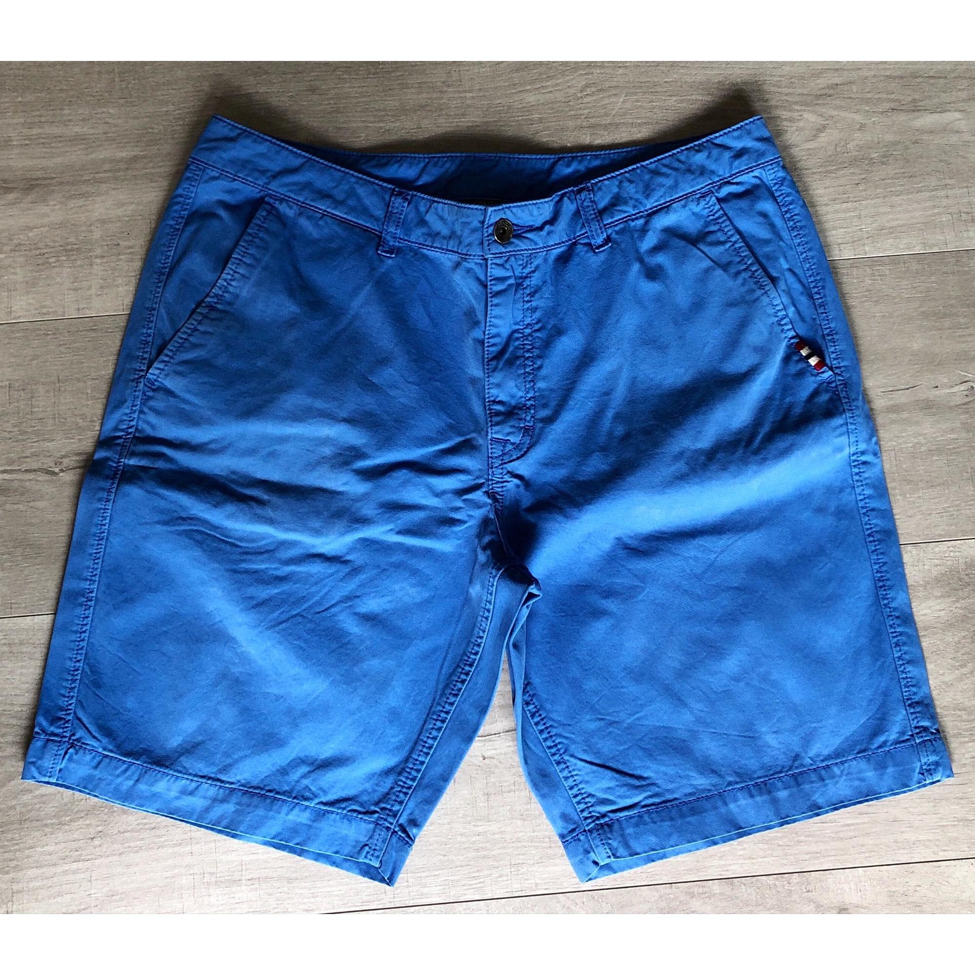 Bermuda Shorts NAPAPIJRI Blue, navy, turquoise