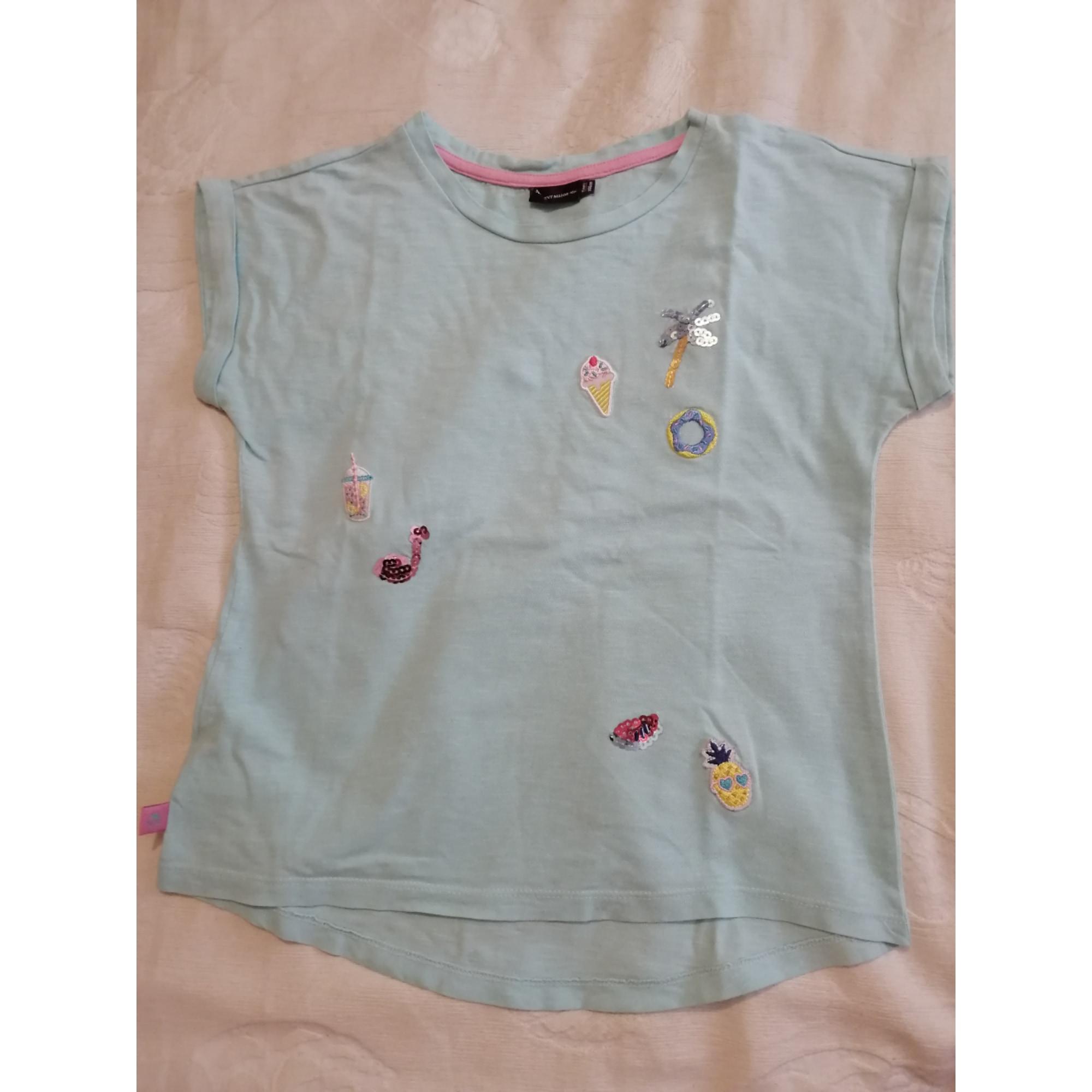 Top, Tee-shirt SERGENT MAJOR Vert