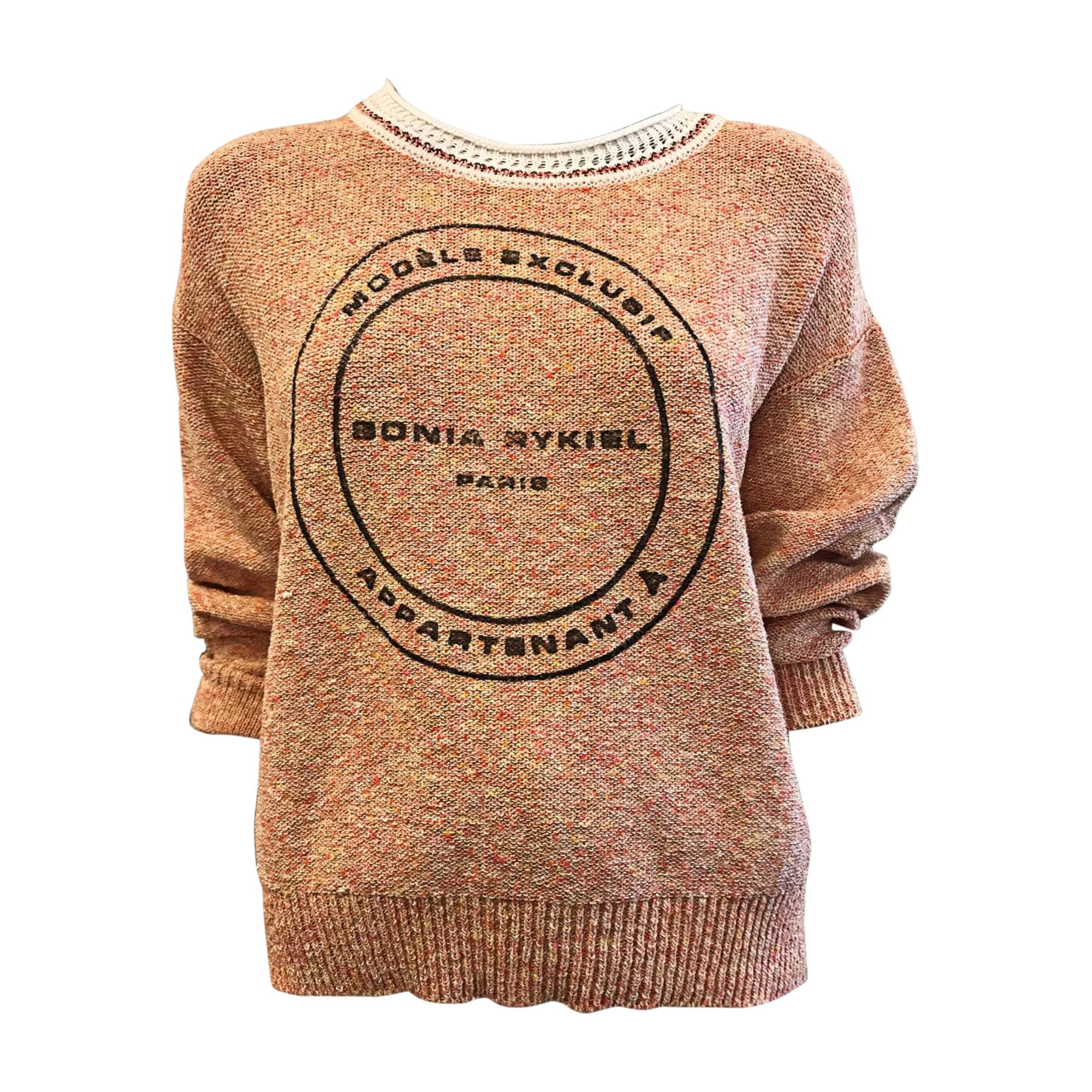 Sweater SONIA RYKIEL Orange