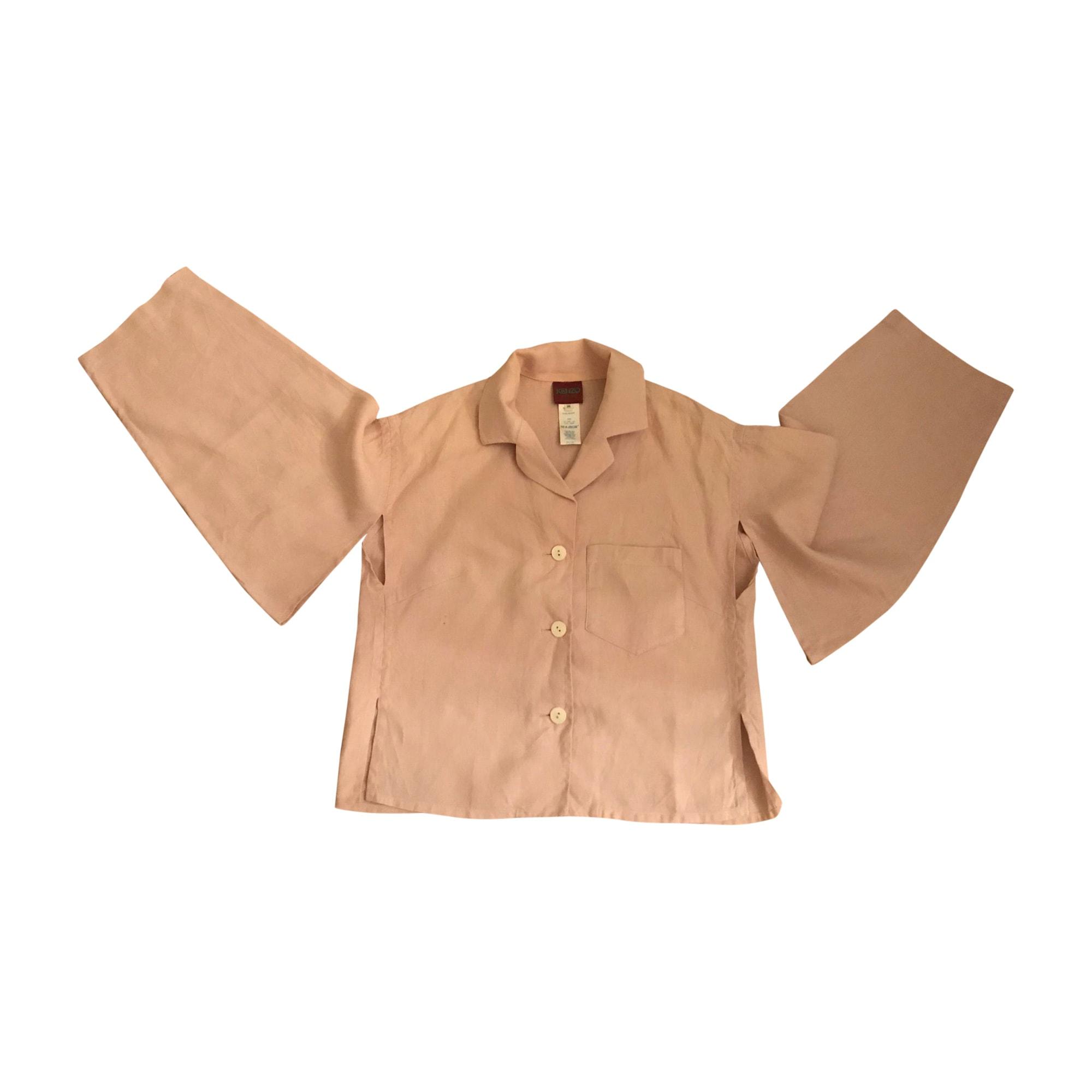 Jacket KENZO Pink, fuchsia, light pink