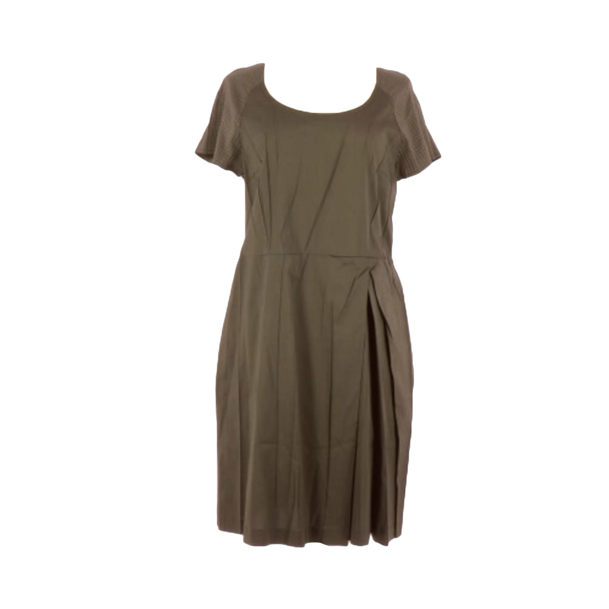 Mini Dress COTÉLAC Golden, bronze, copper