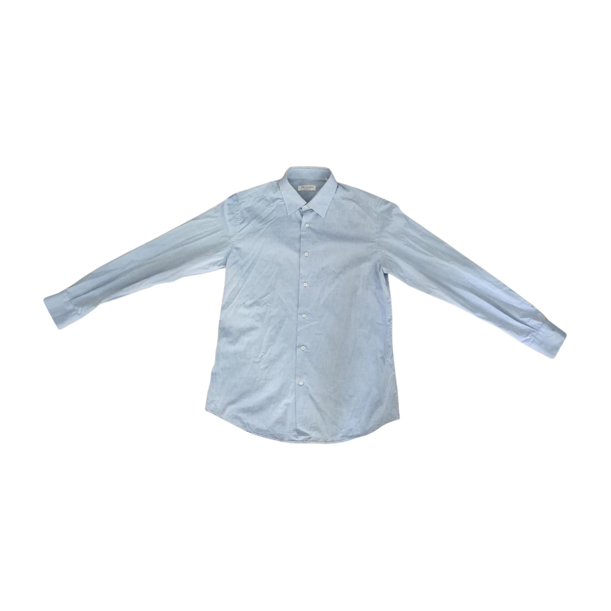 Shirt TRUSSARDI Blue, navy, turquoise