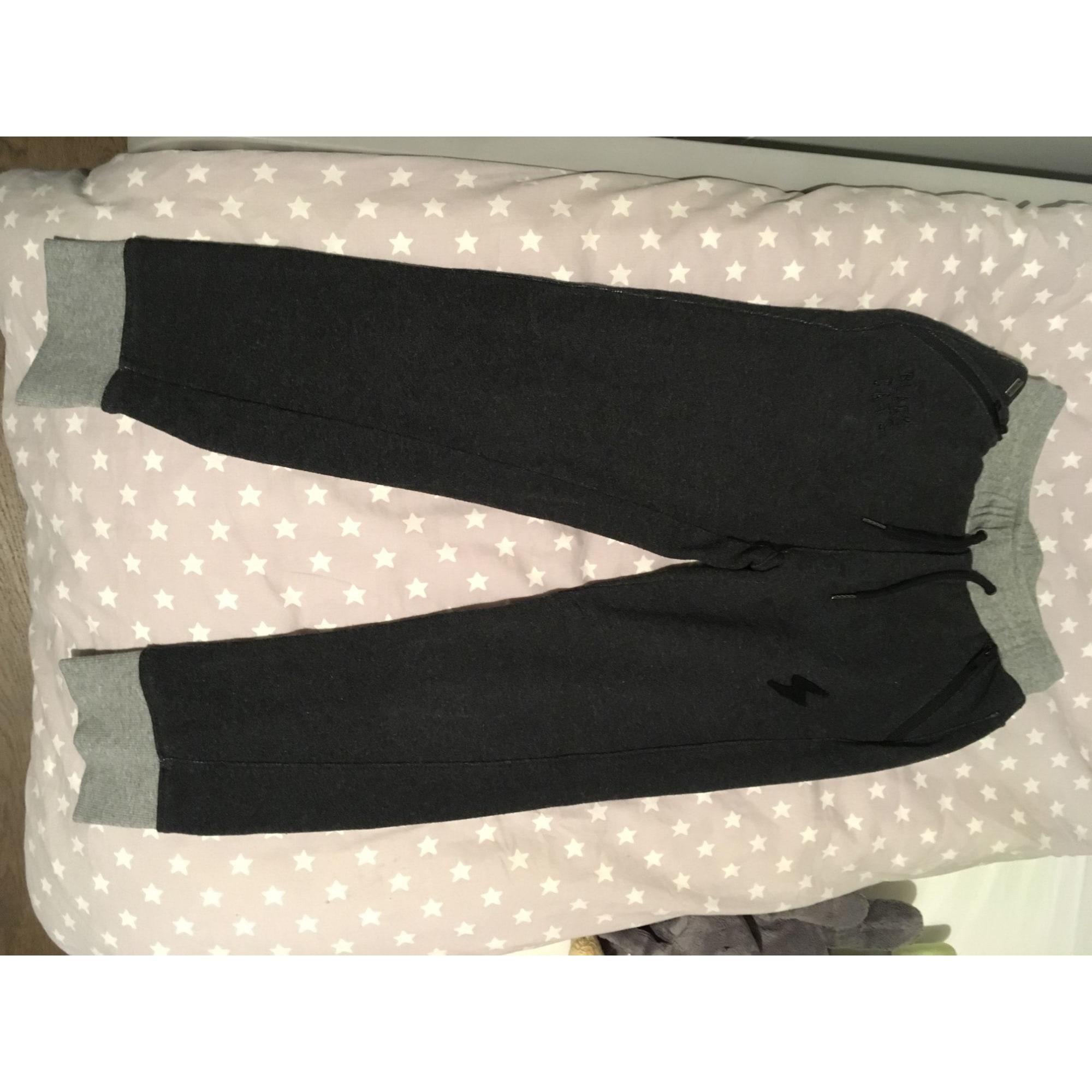 Pantalon de survêtement IKKS coton gris 9-10 ans