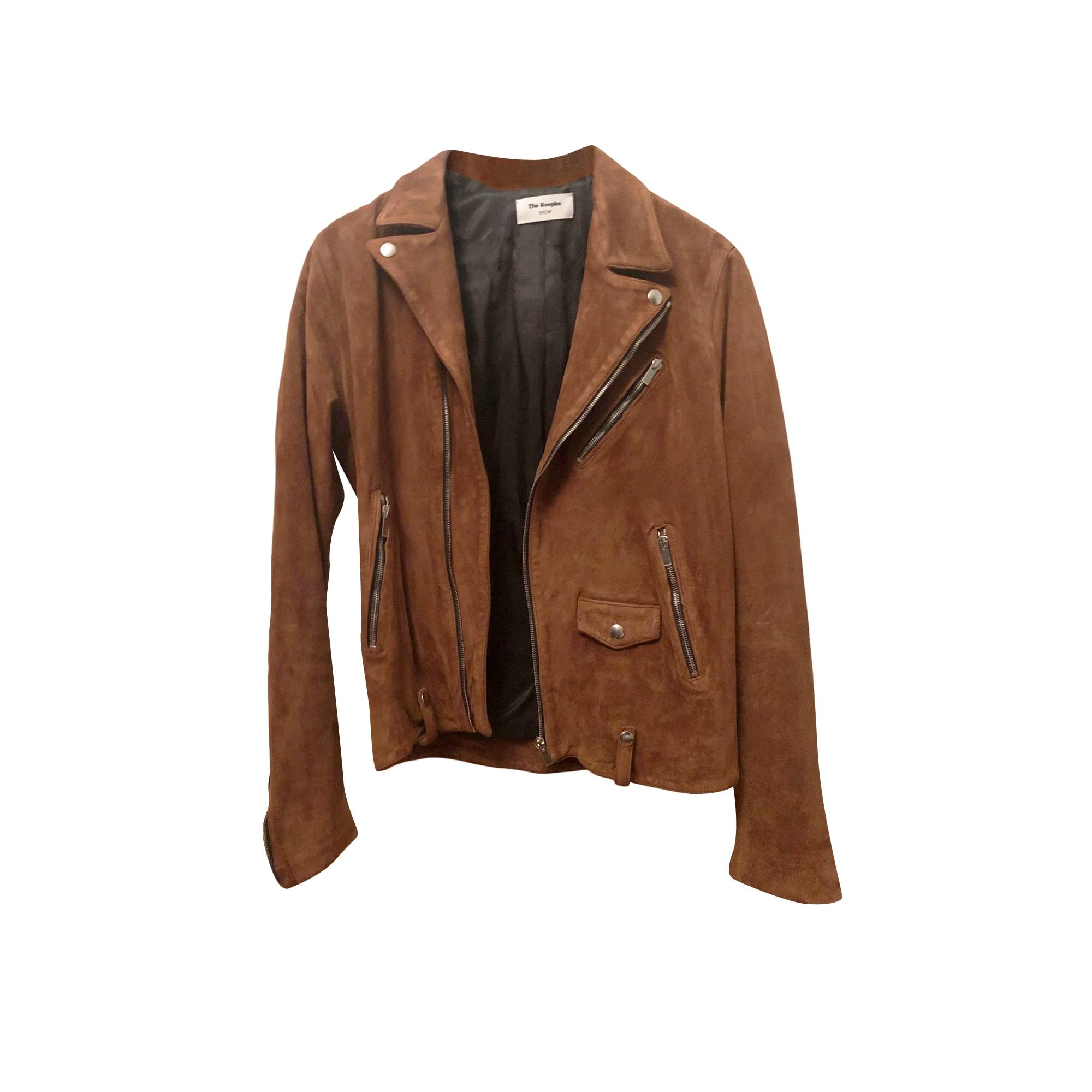 Jacket THE KOOPLES Brown