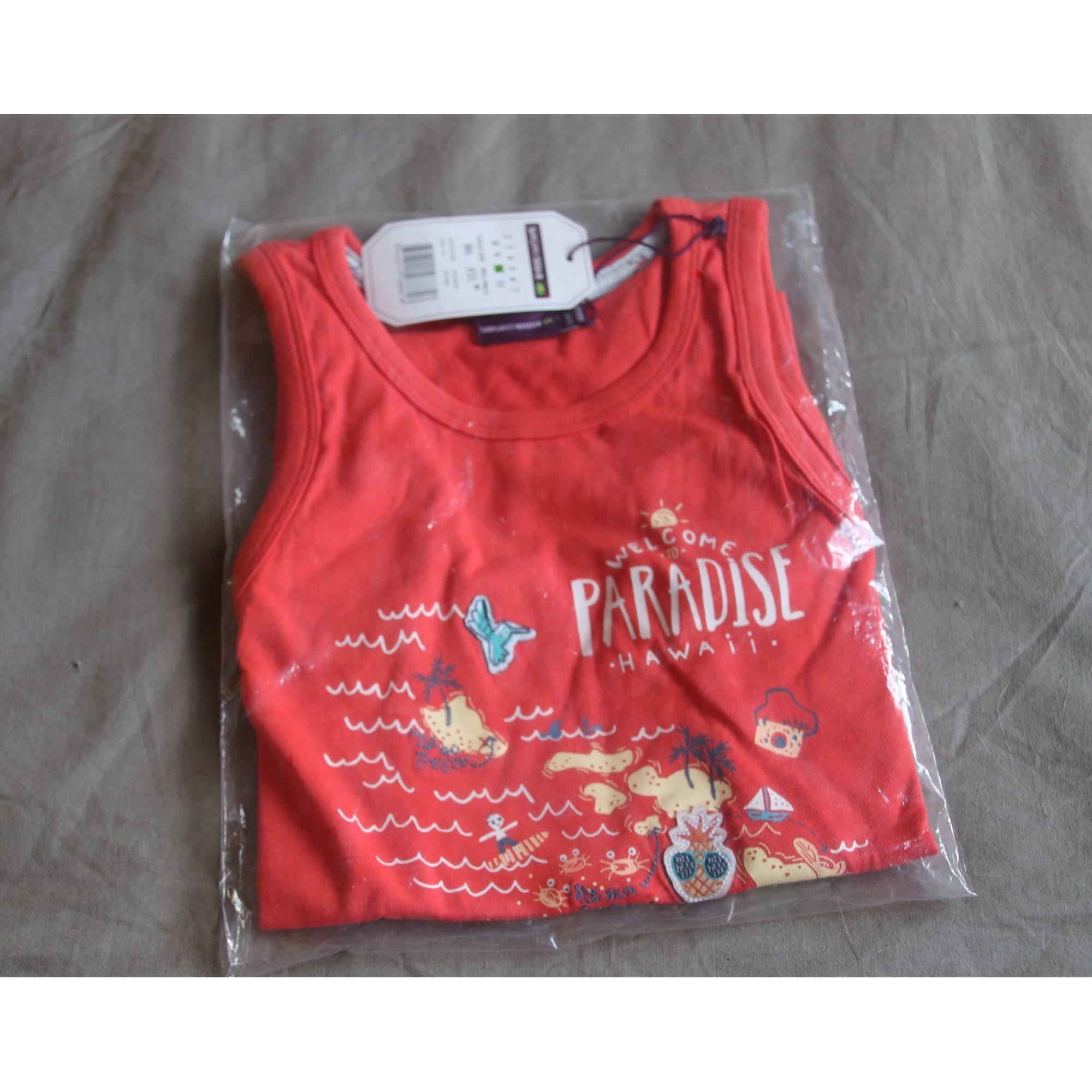 Tee-shirt SERGENT MAJOR Rouge, bordeaux