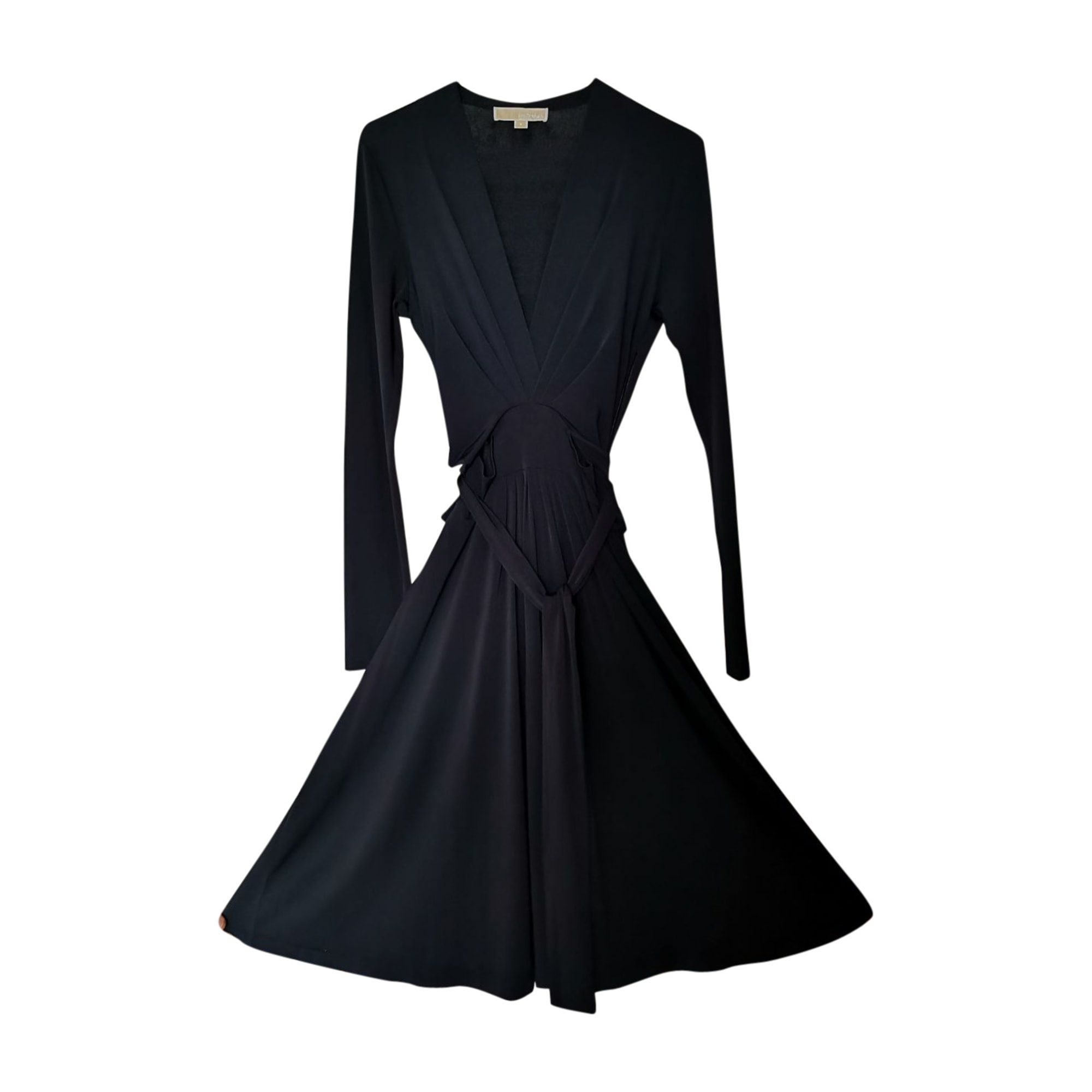 Midi Dress MICHAEL KORS Black