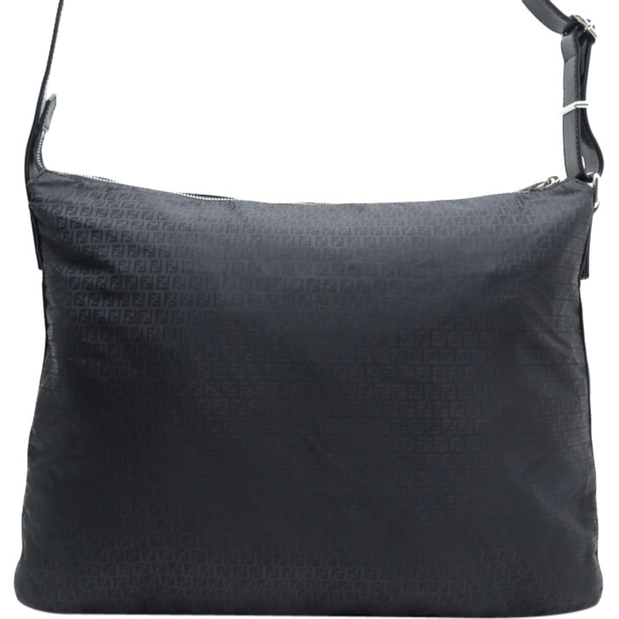 Non-Leather Shoulder Bag FENDI Black