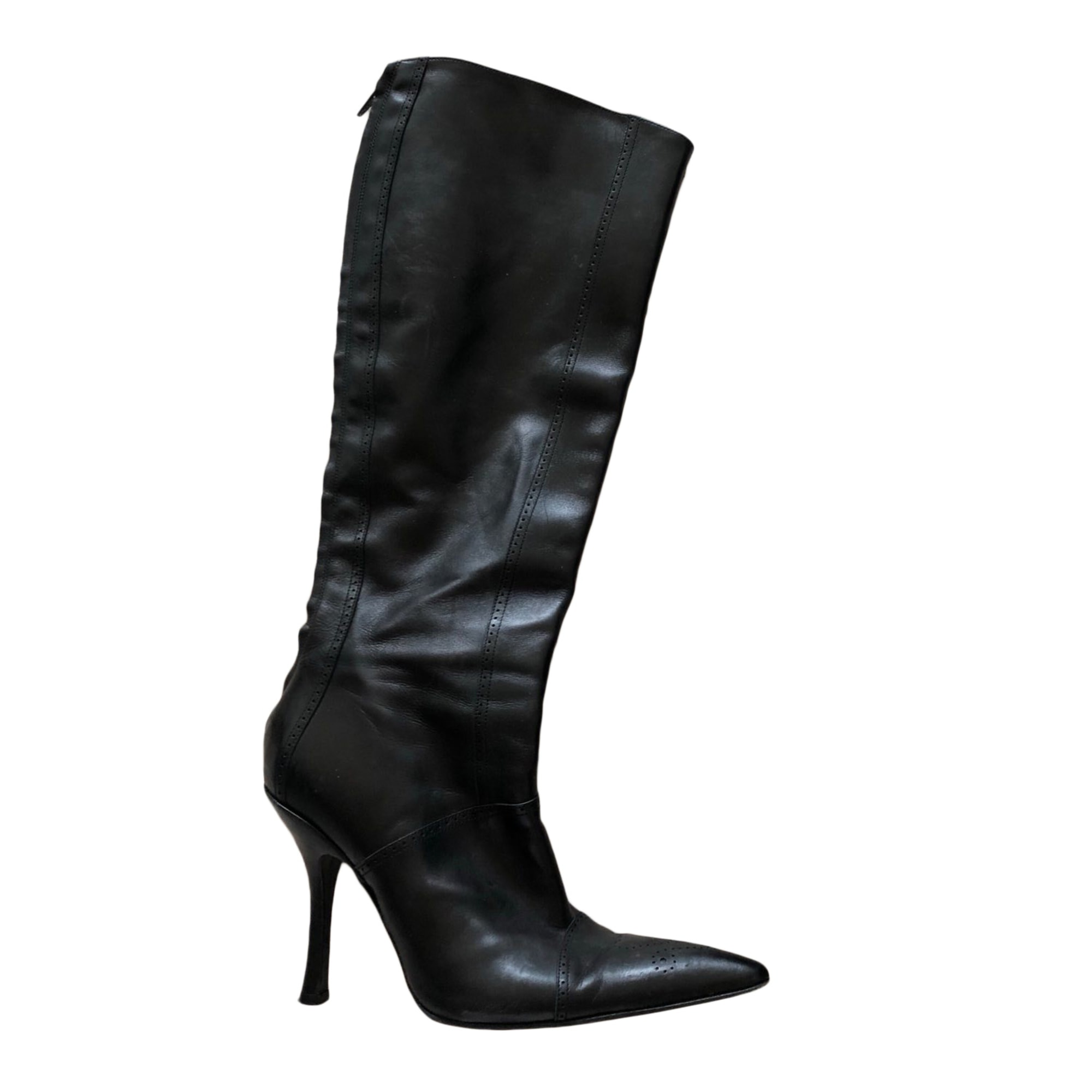 High Heel Boots FREE LANCE Black
