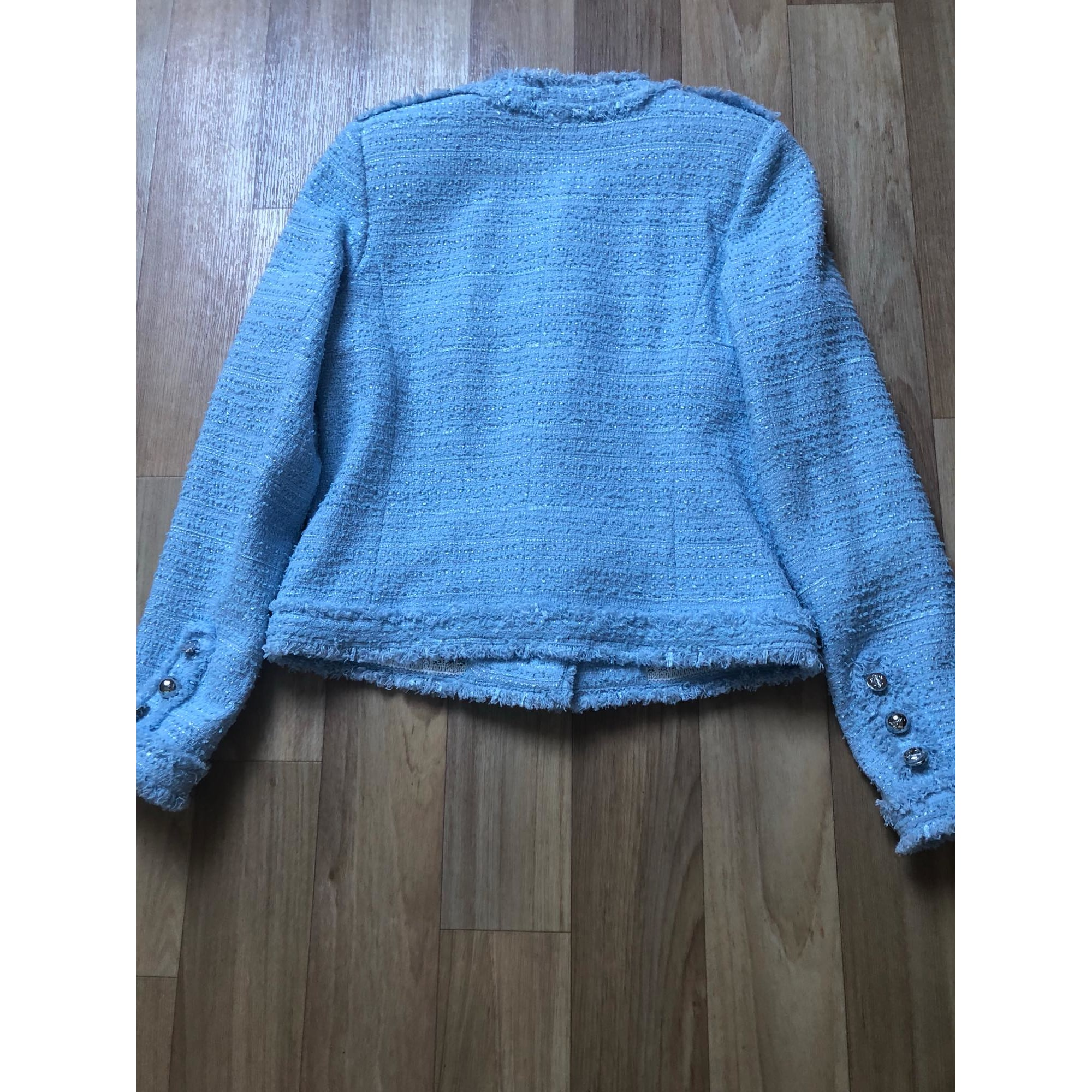 Veste WEILL Bleu, bleu marine, bleu turquoise