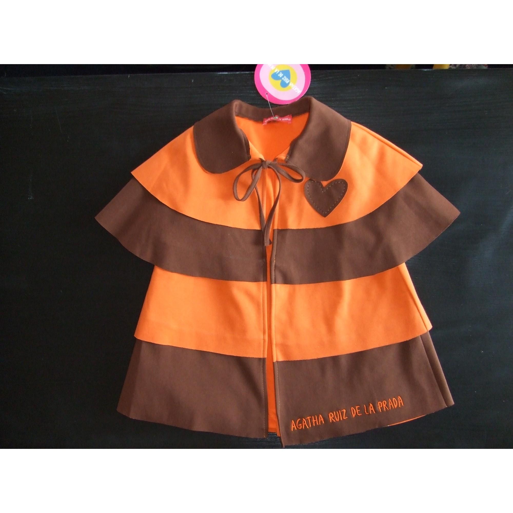 Veste AGATHA RUIZ DE LA PRADA 11-12 ans orange - 927252 9d84d3854505