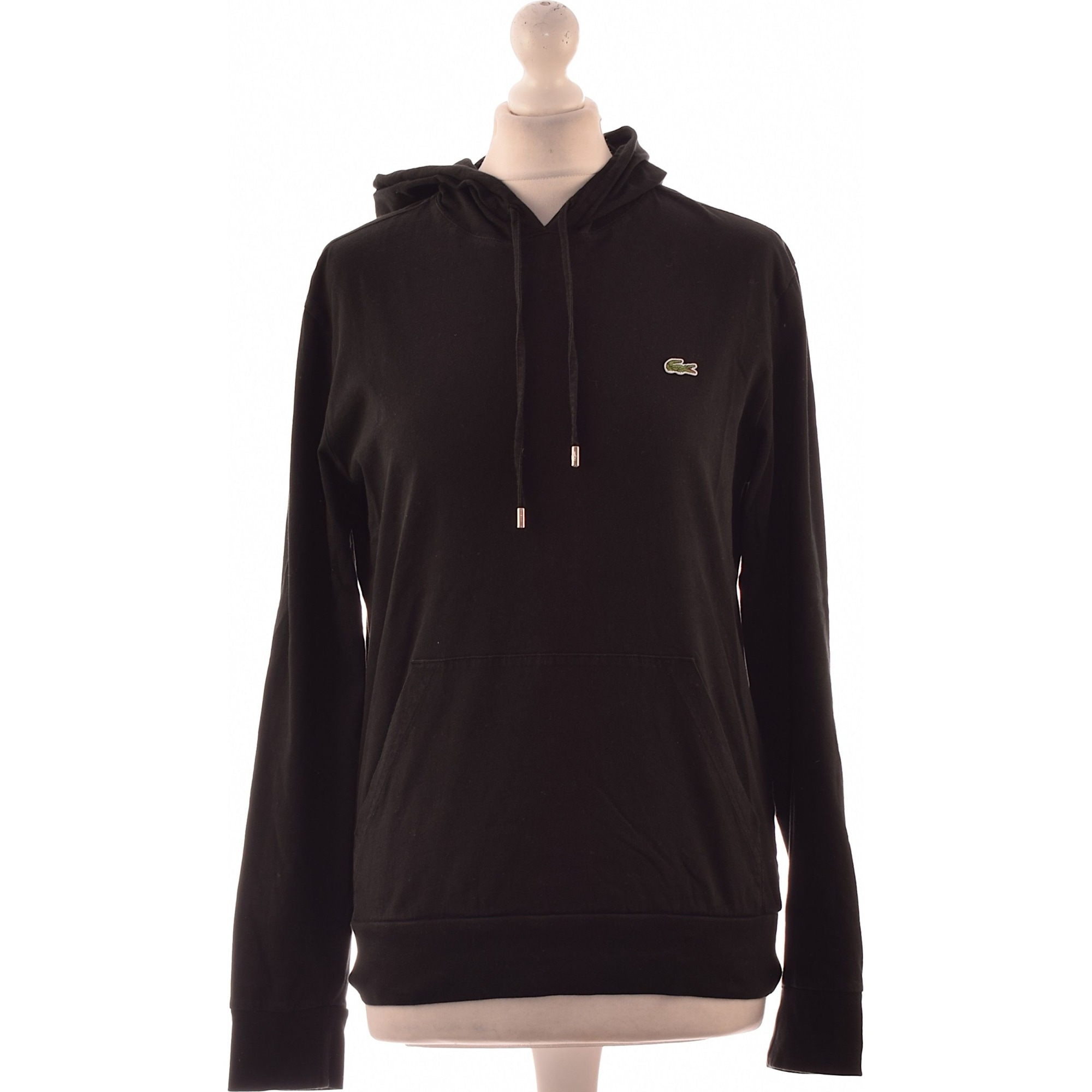 Sweatshirt LACOSTE Black