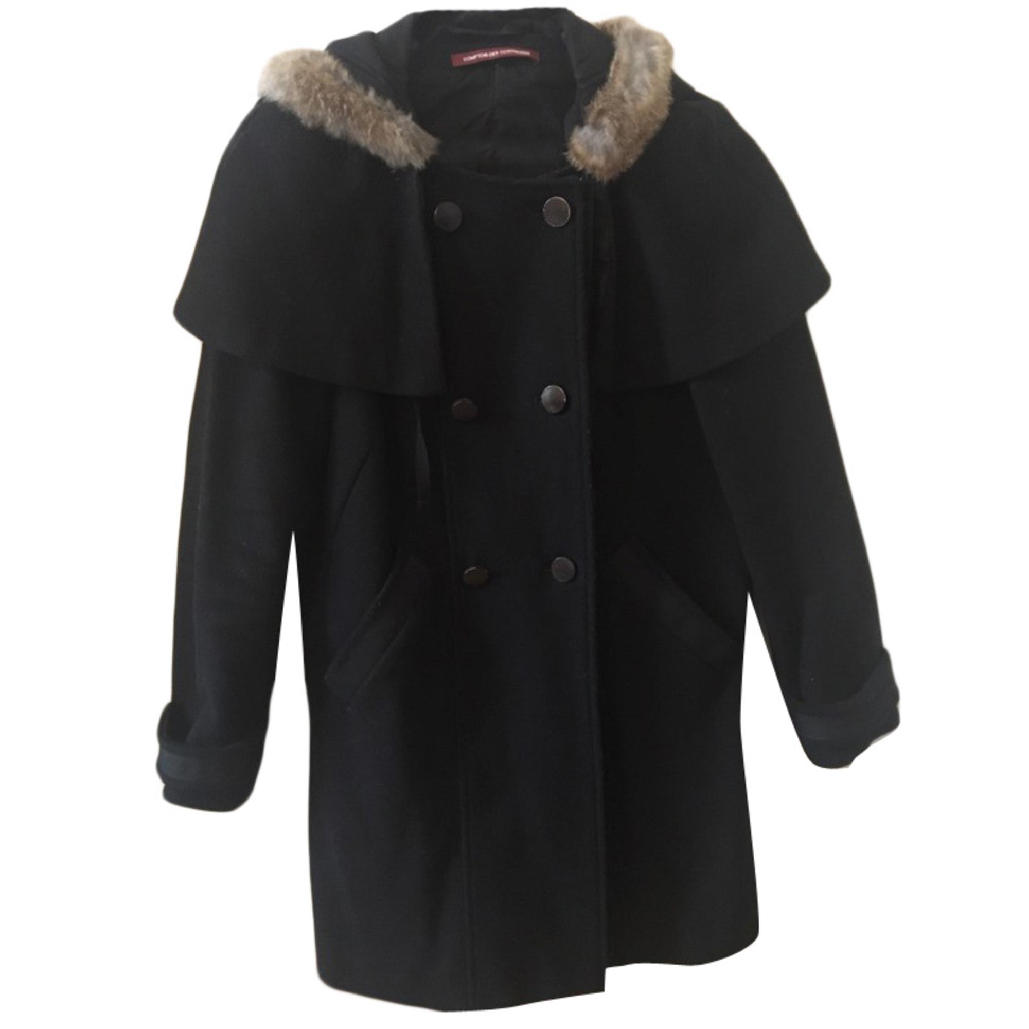 Coat COMPTOIR DES COTONNIERS Black