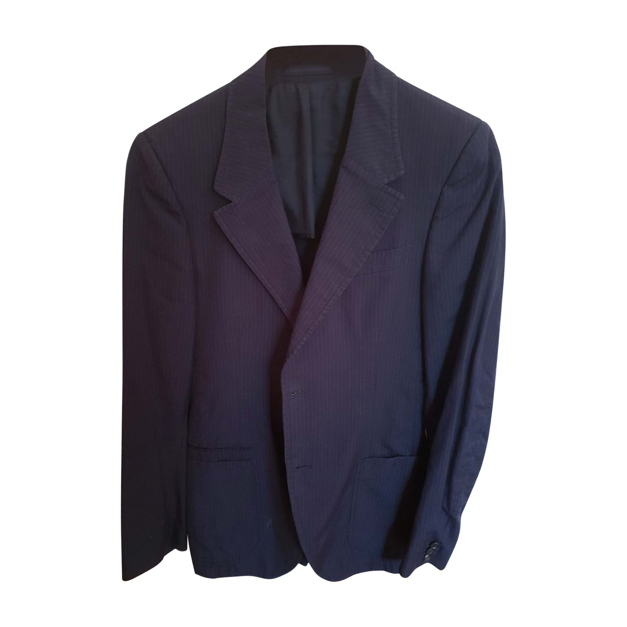 Veste de costume PRADA Bleu, bleu marine, bleu turquoise