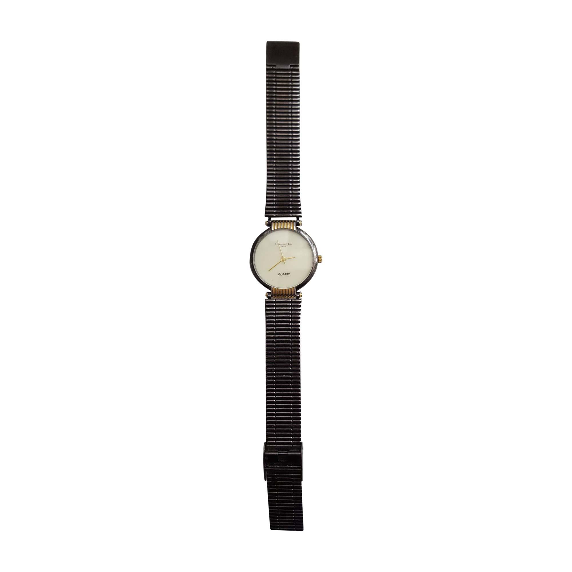 Wrist Watch DIOR Golden, bronze, copper