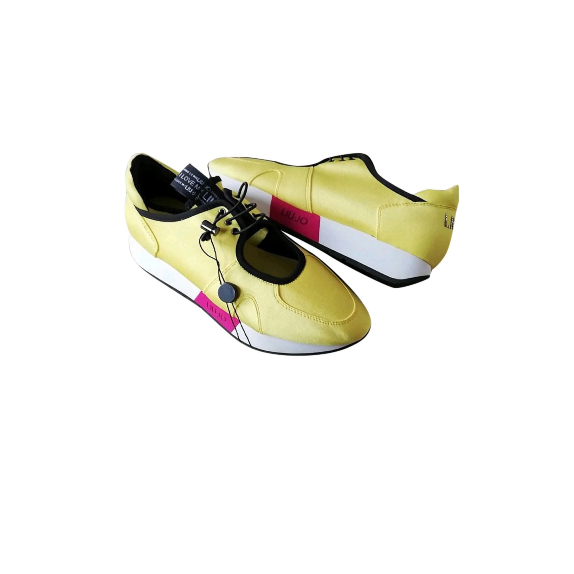 Sneakers LIU JO Yellow