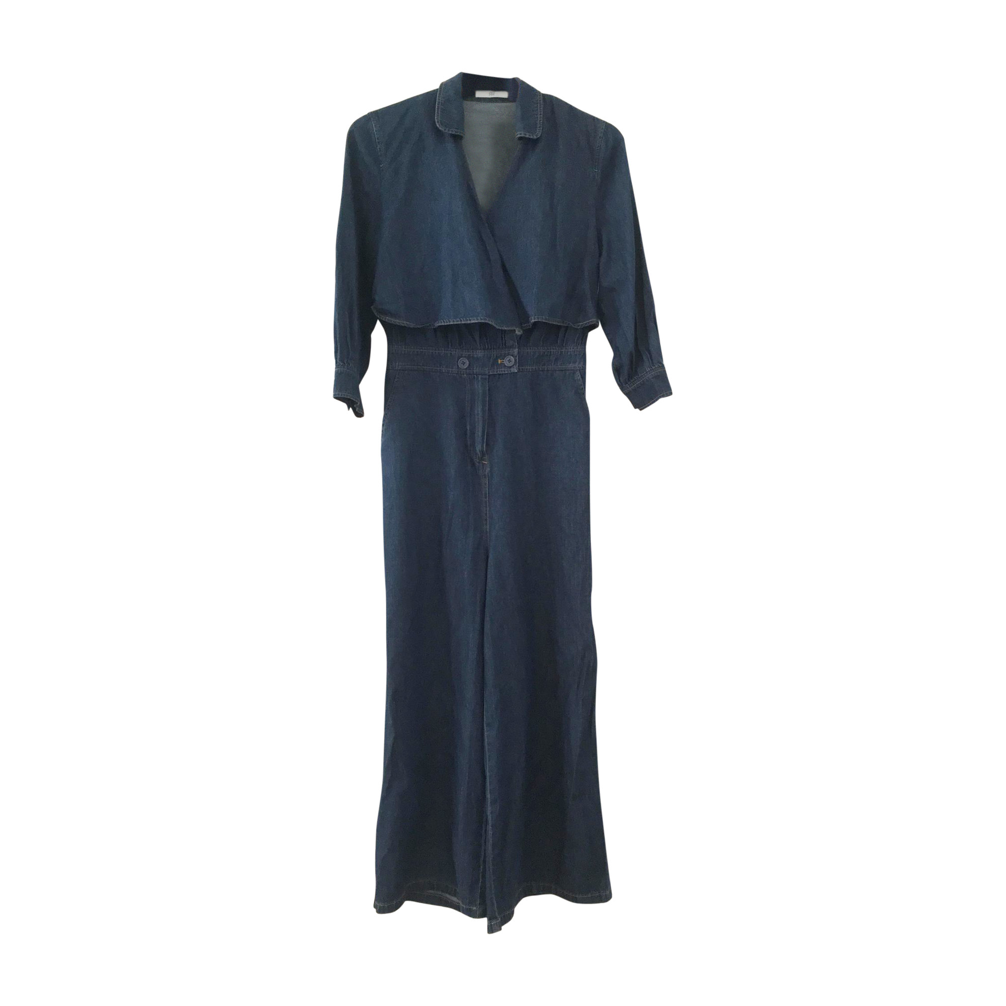 Combinaison SONIA RYKIEL Bleu, bleu marine, bleu turquoise