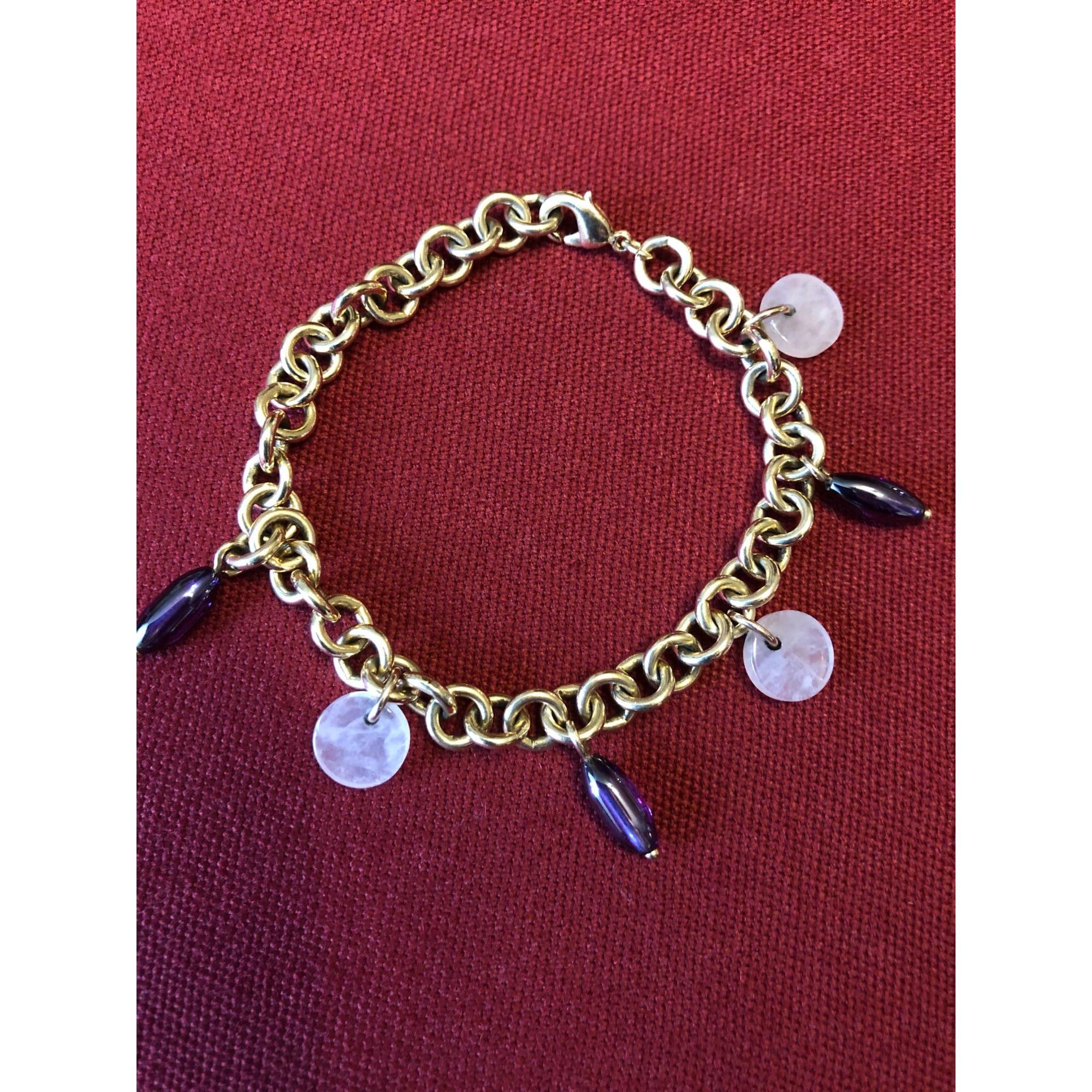 Bracelet MURAT plaqué or autre