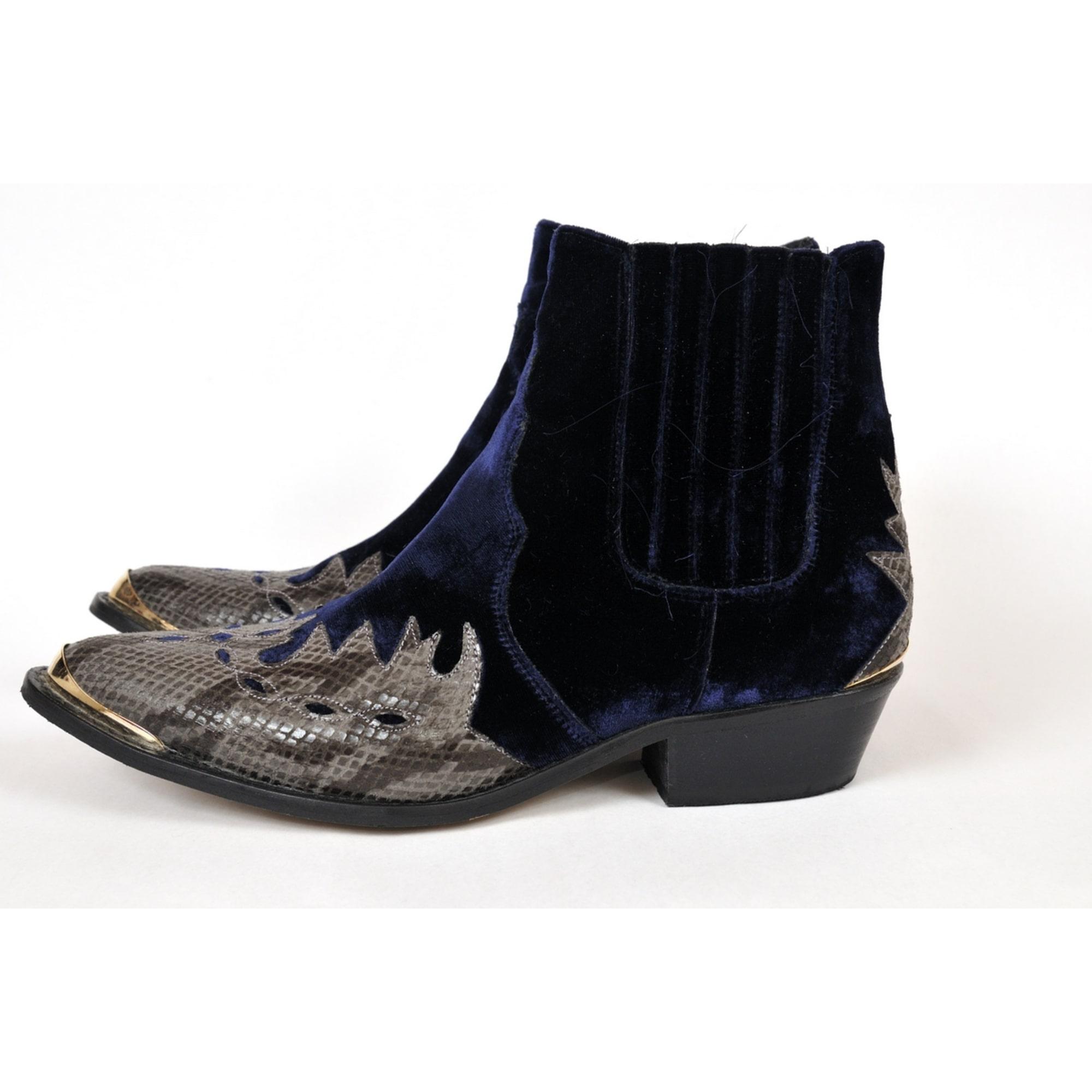 techniques modernes vente en magasin pour toute la famille Santiags, bottines, low boots cowboy