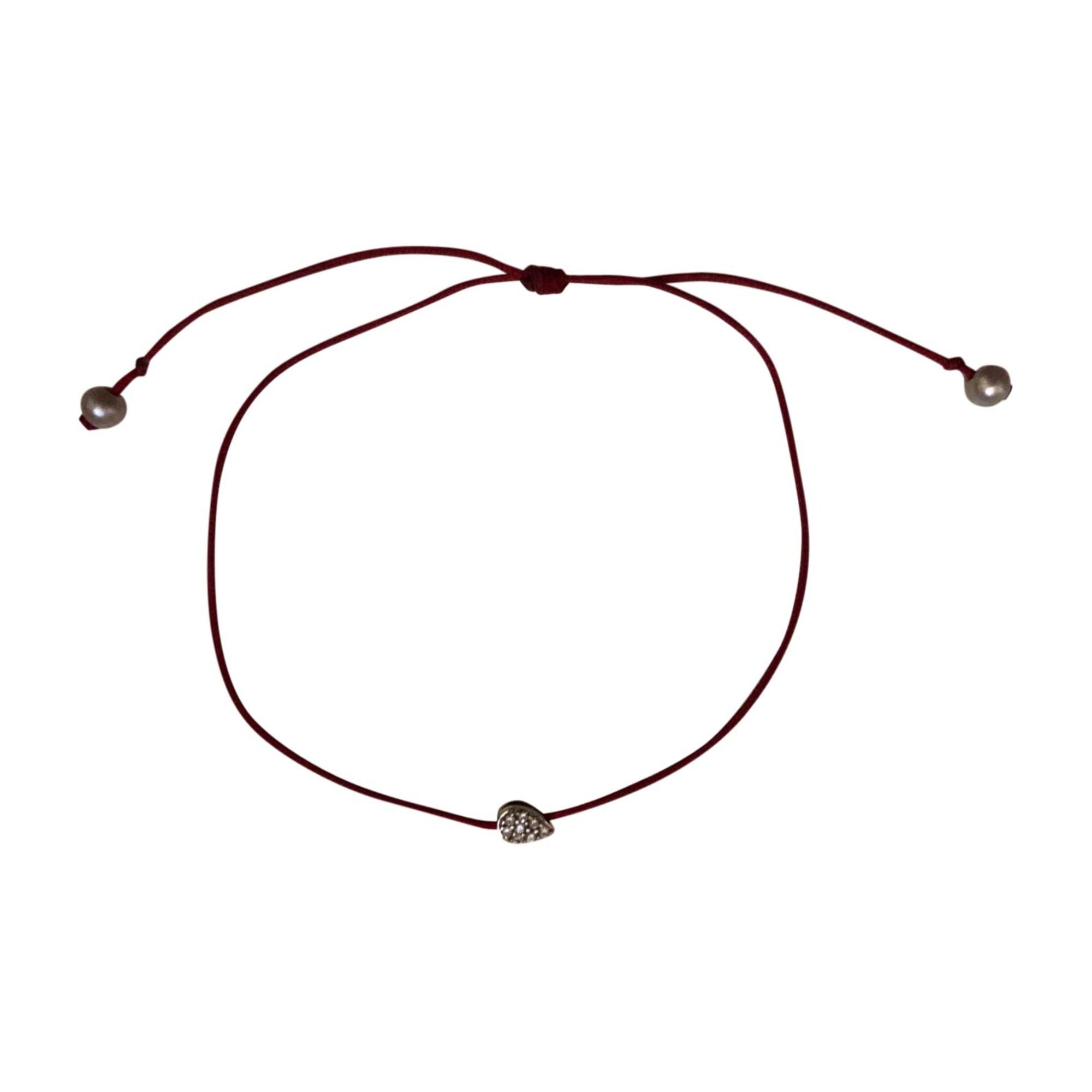 Bracelet OFÉE or blanc multicolore