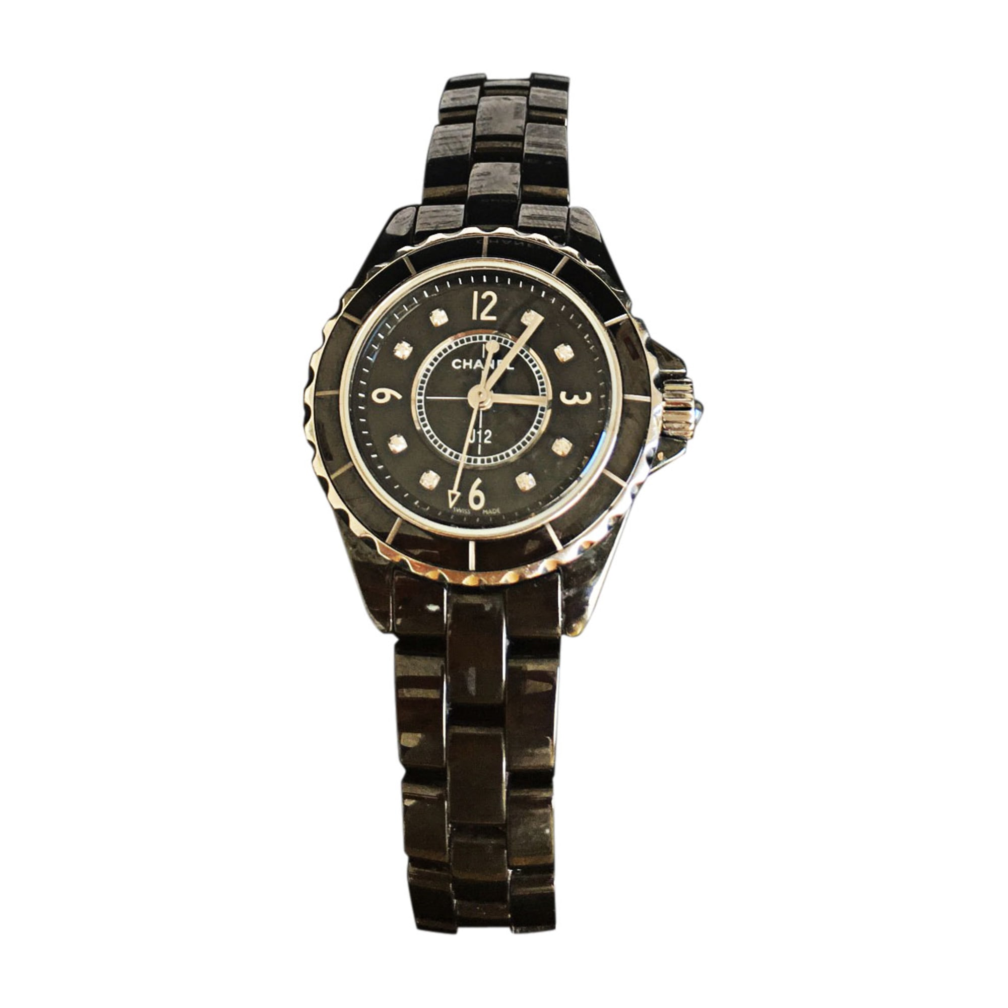 Wrist Watch CHANEL J12 Black