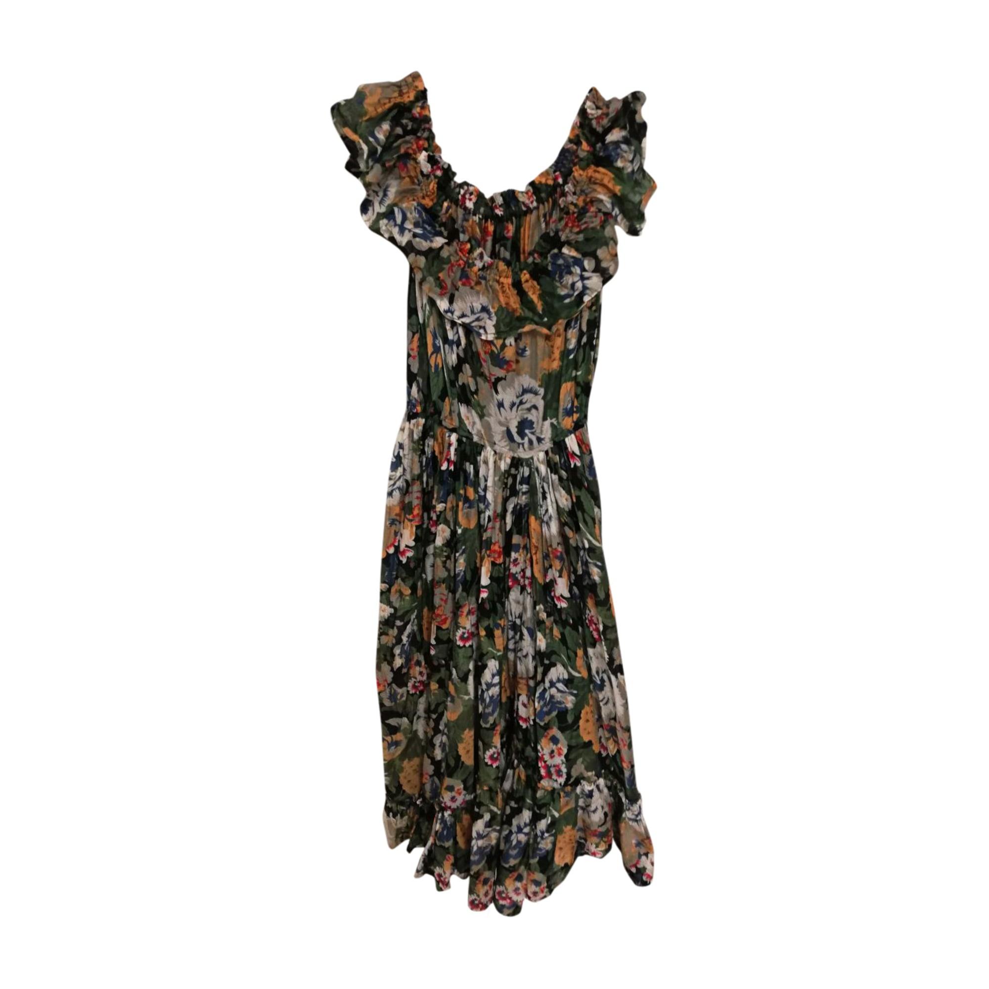 Maxi Dress KENZO Multicolor
