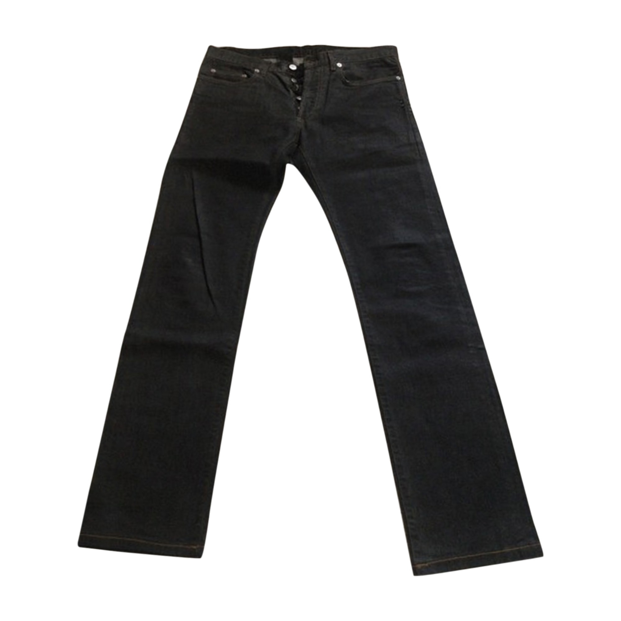 Jeans droit DIOR HOMME Anthracite